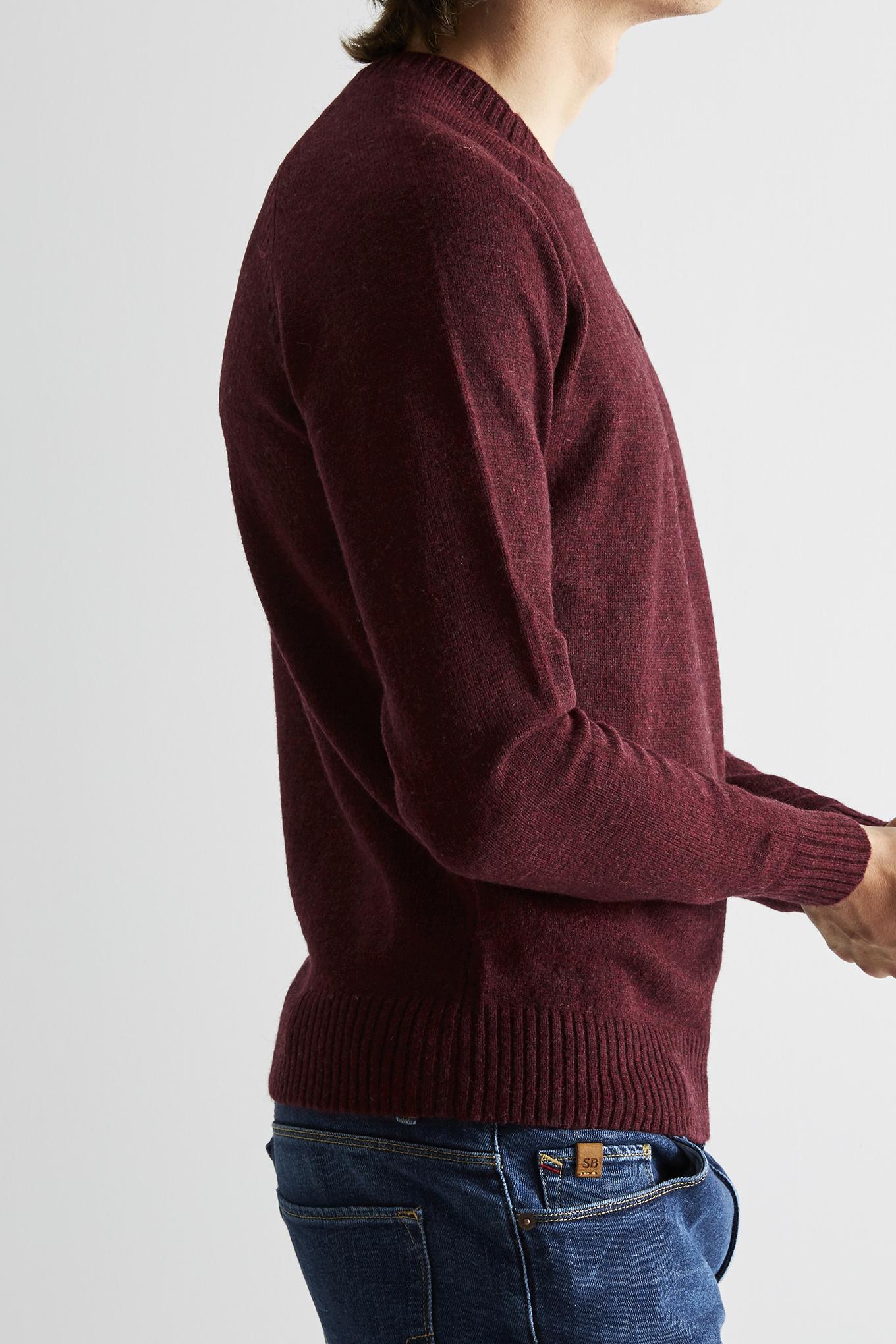 Sweater Bordeaux Classic Man