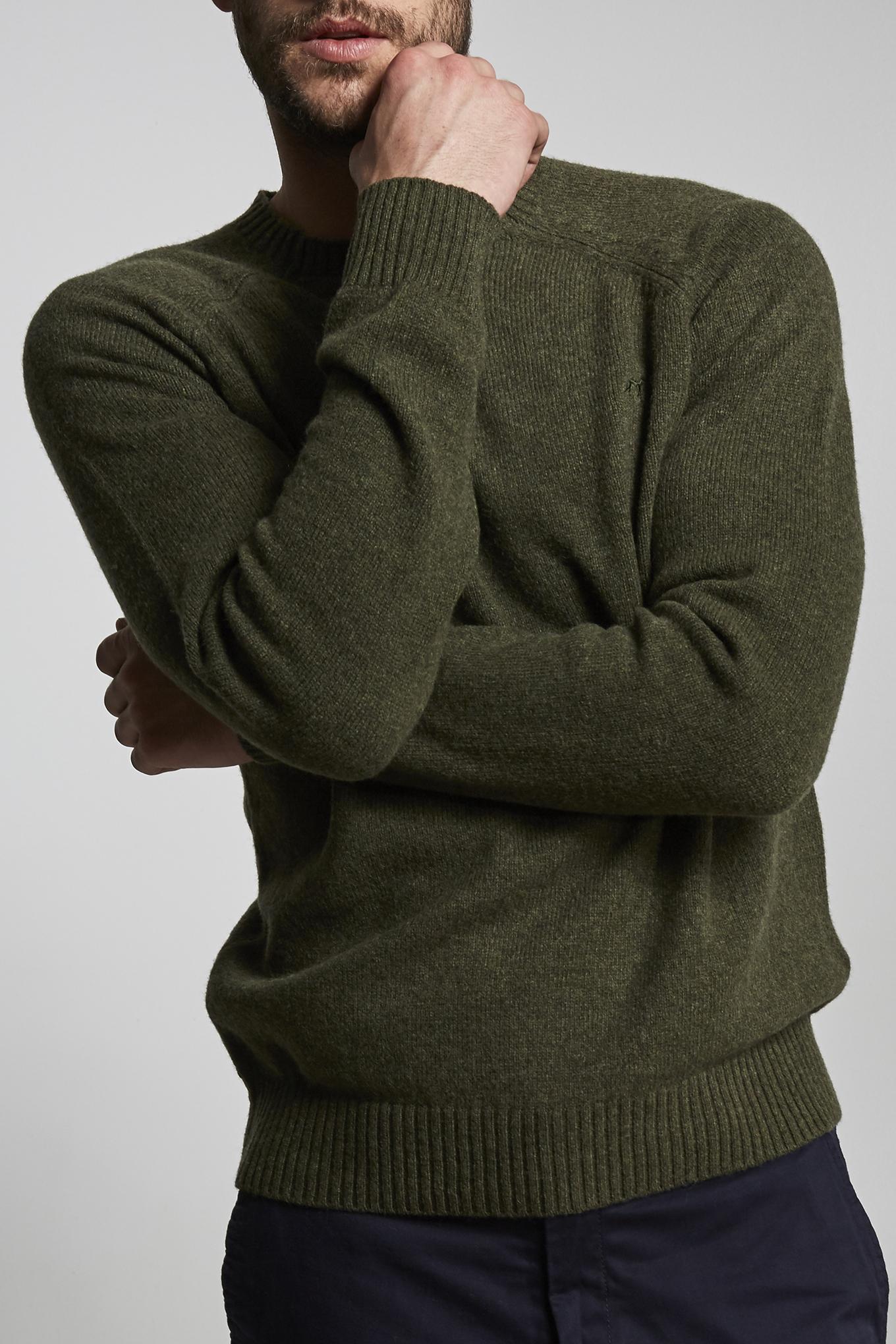 Sweater Khaki Sport Man