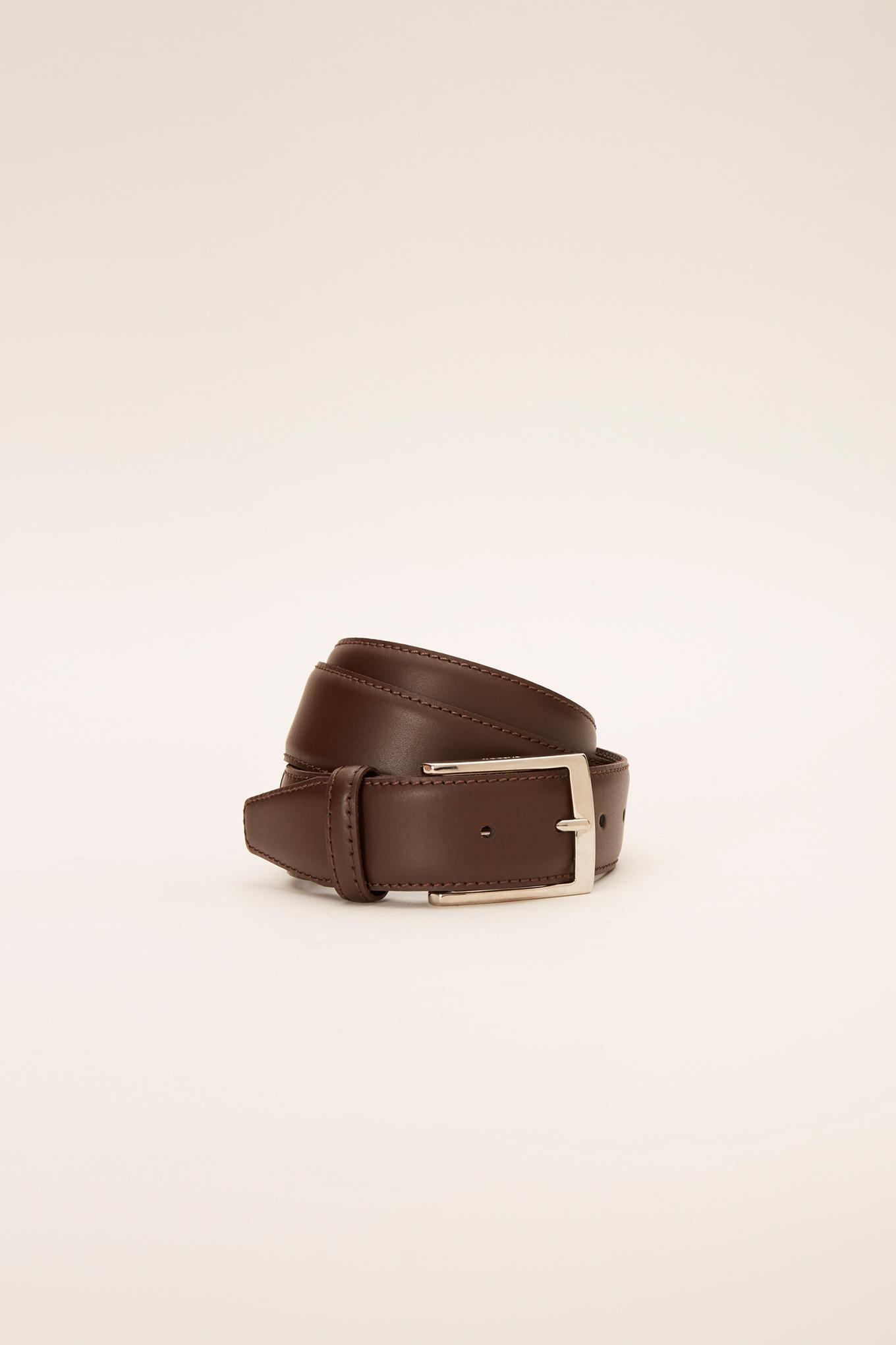 Belt Chocolate Classic Man