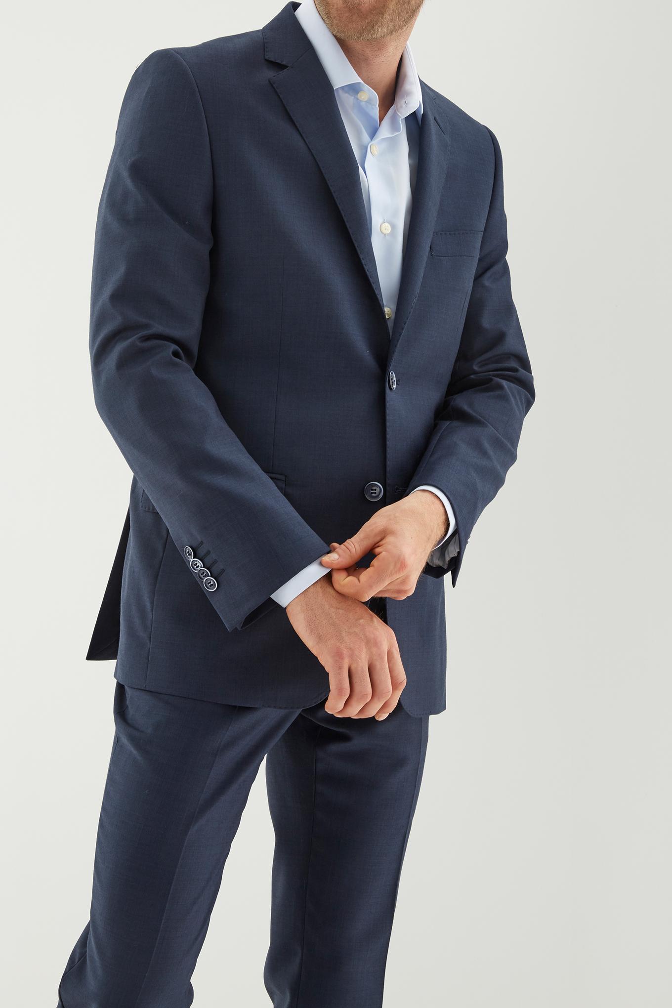 Fato Azul Médio Classic Homem