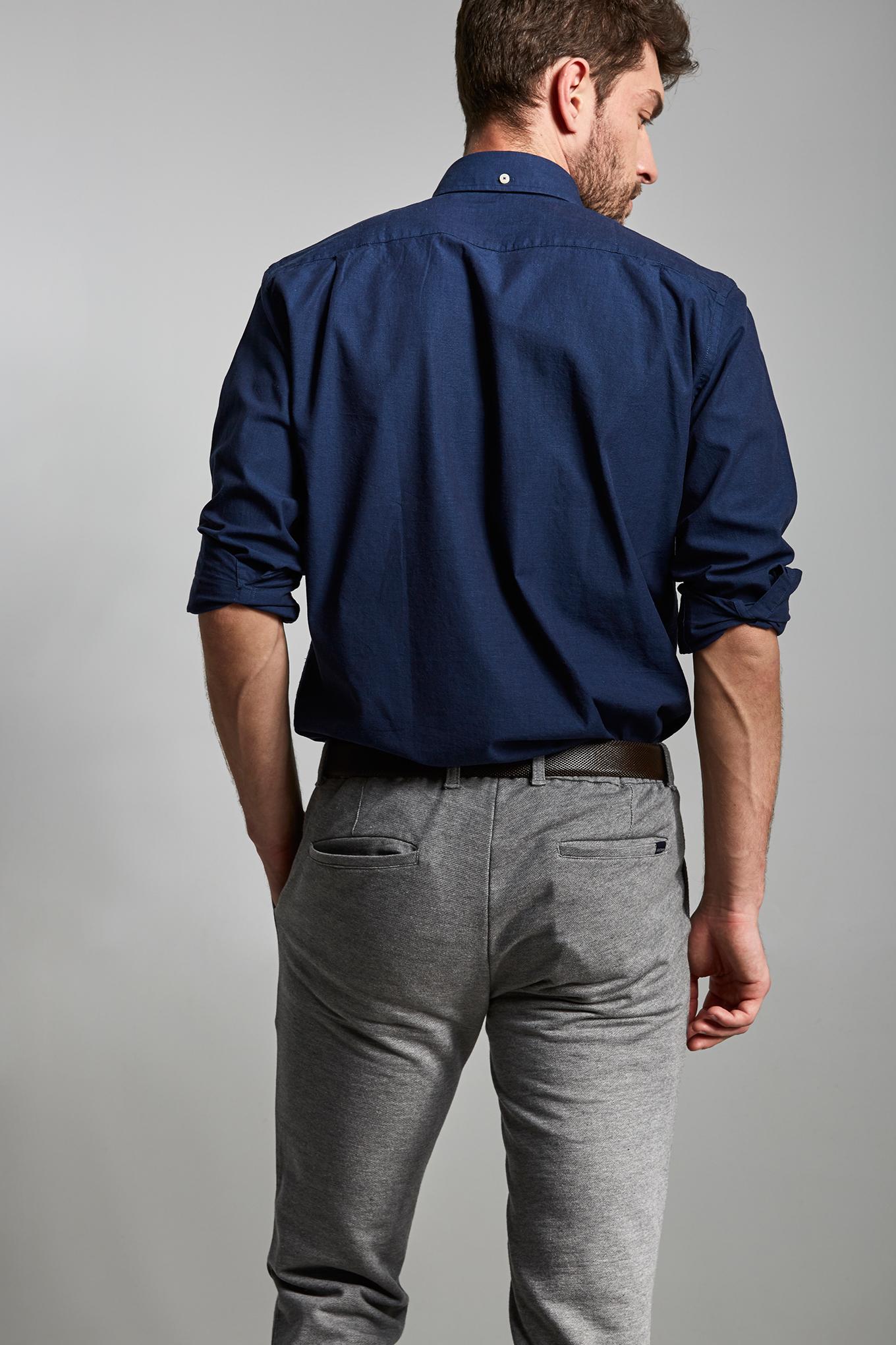 Sportswear Trousers Dark Grey Sport Man