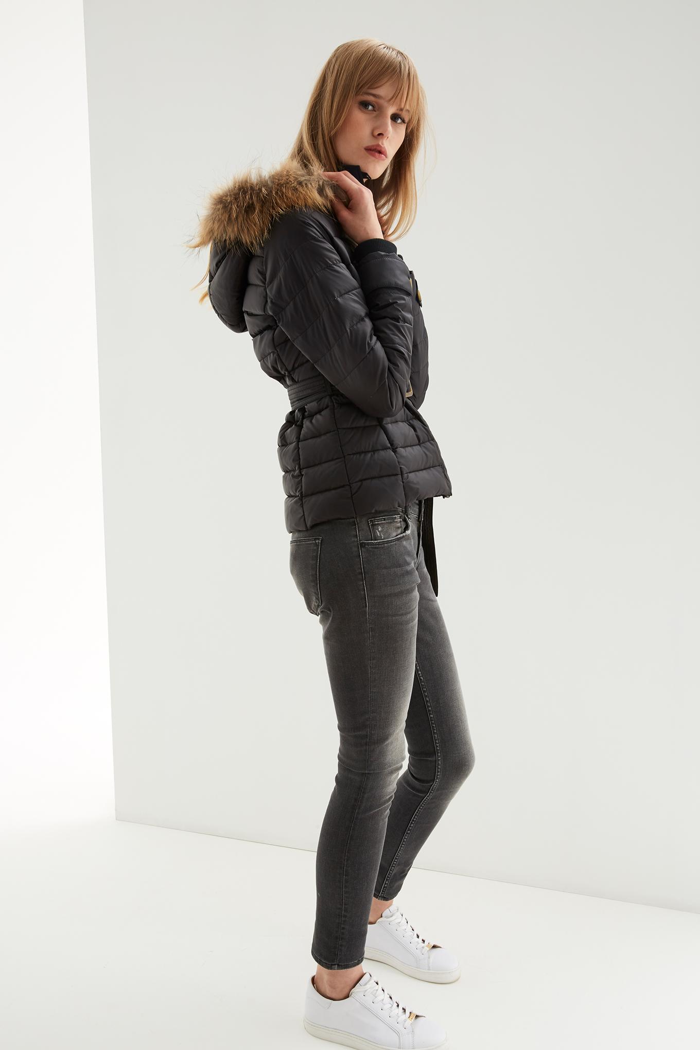 Jacket Black Casual Woman