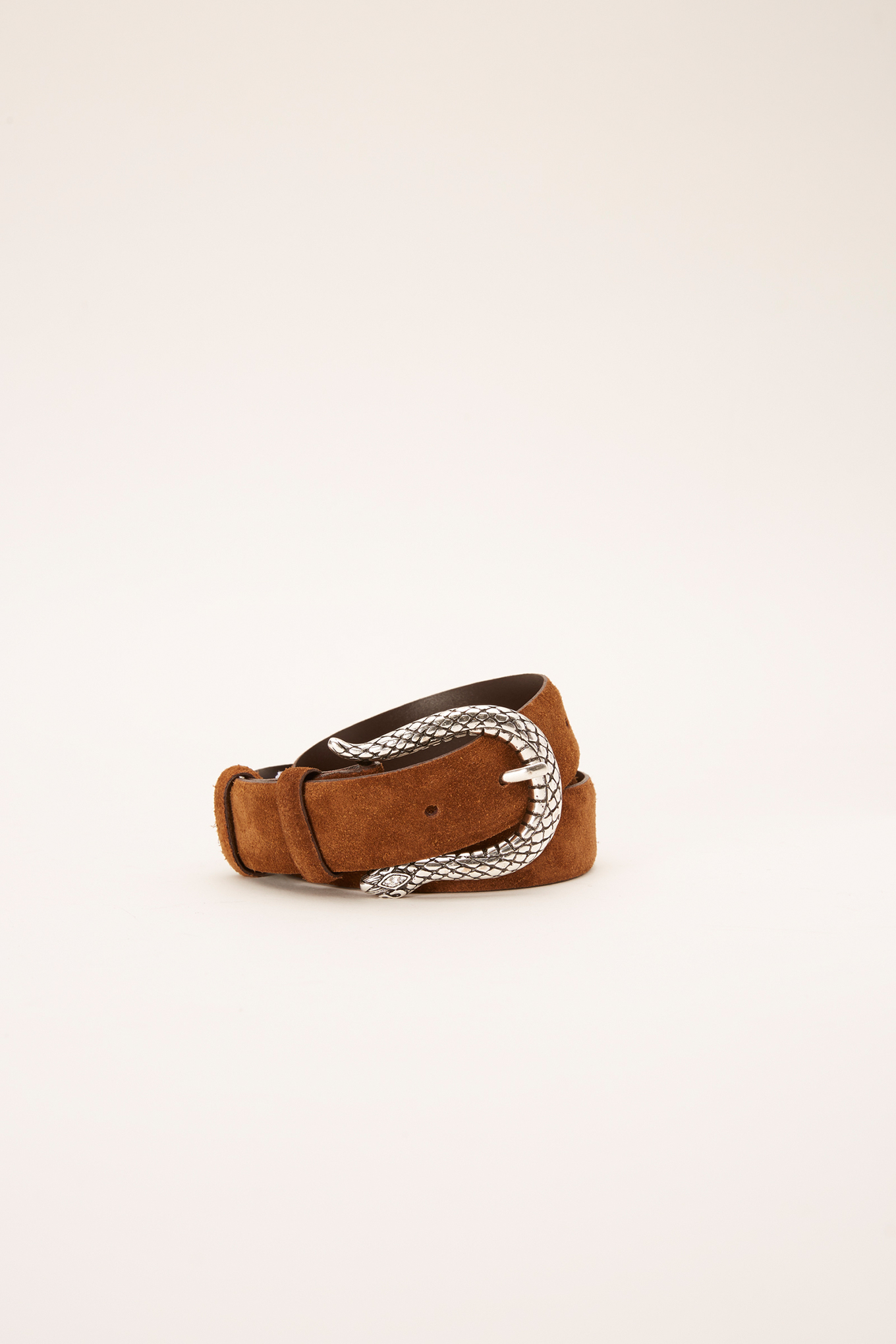 Belt Camel Casual Woman