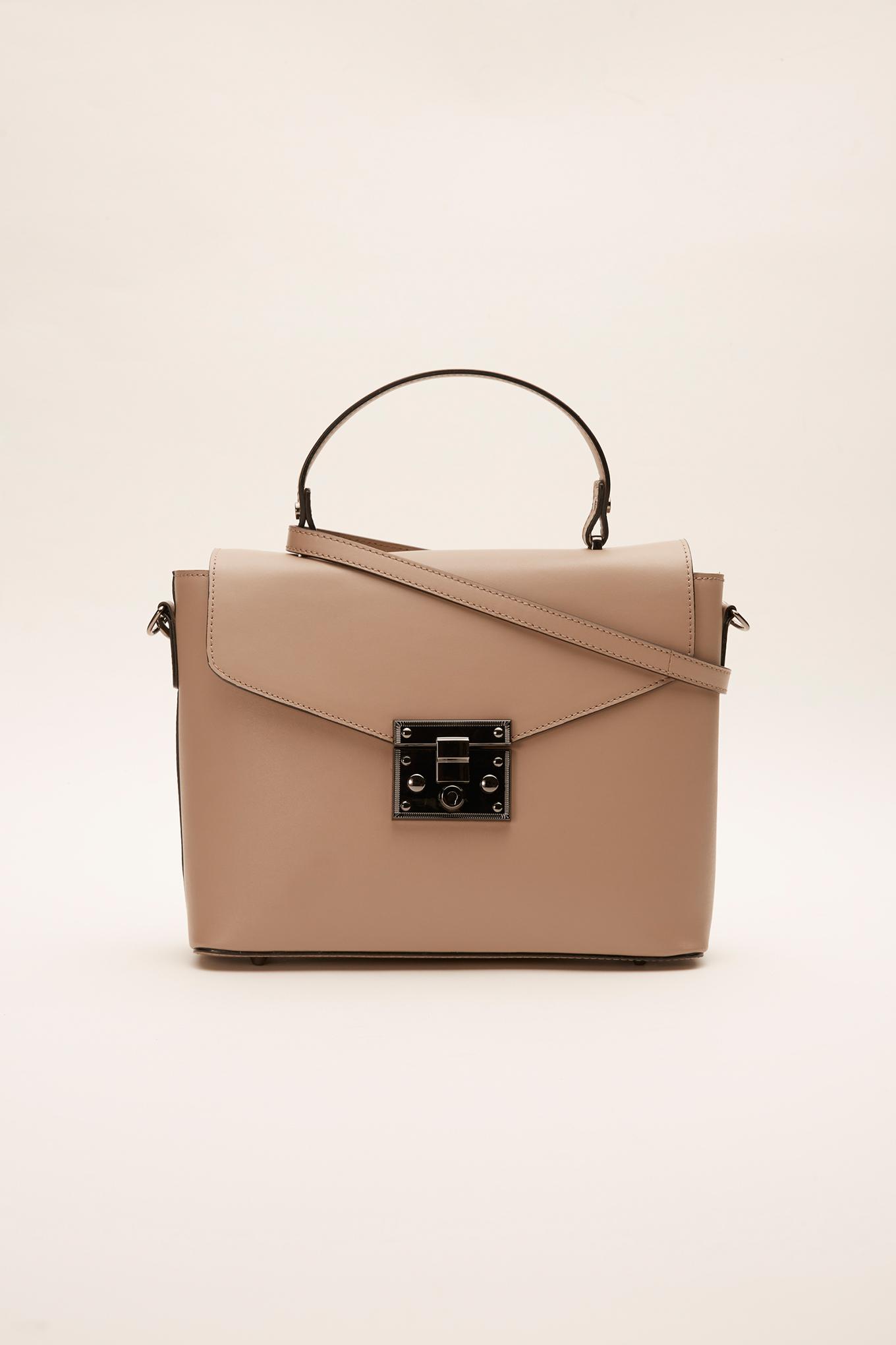 Bag Beige Casual Woman
