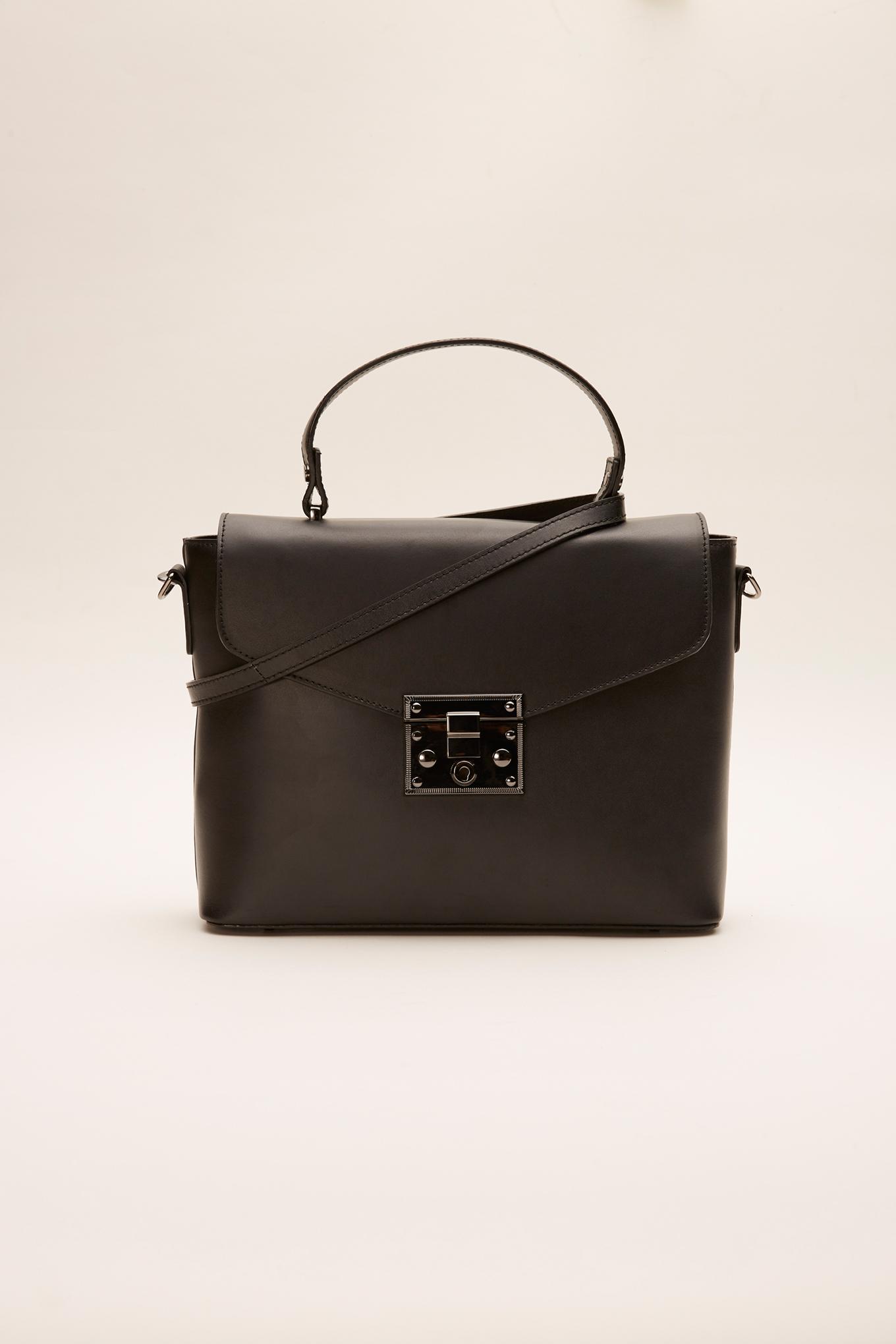 Bag Black Casual Woman