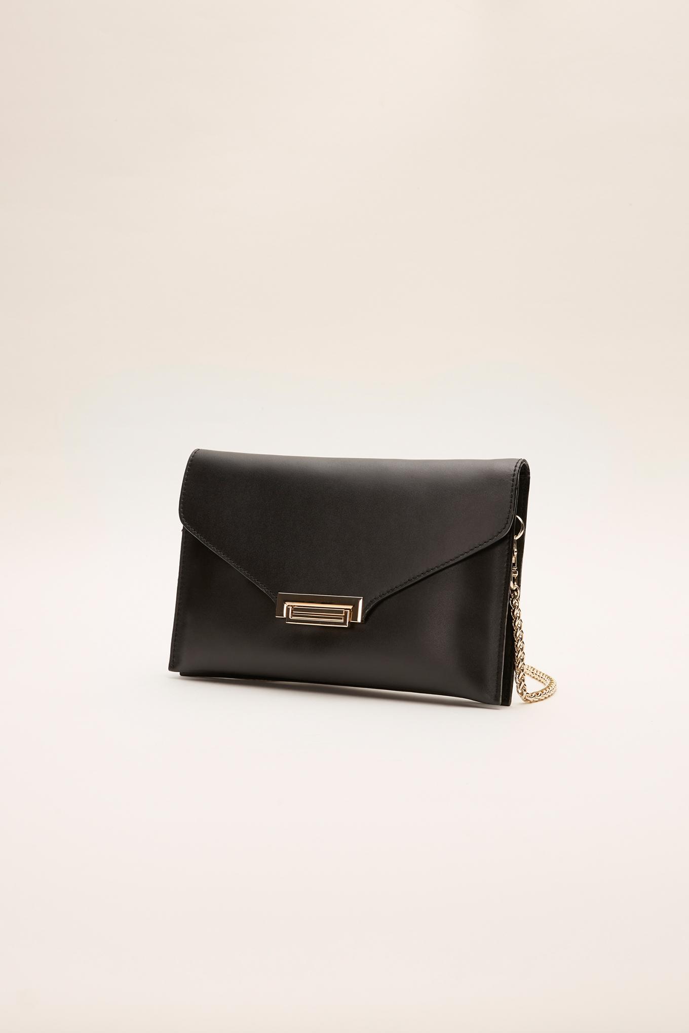Bag Black Classic Woman