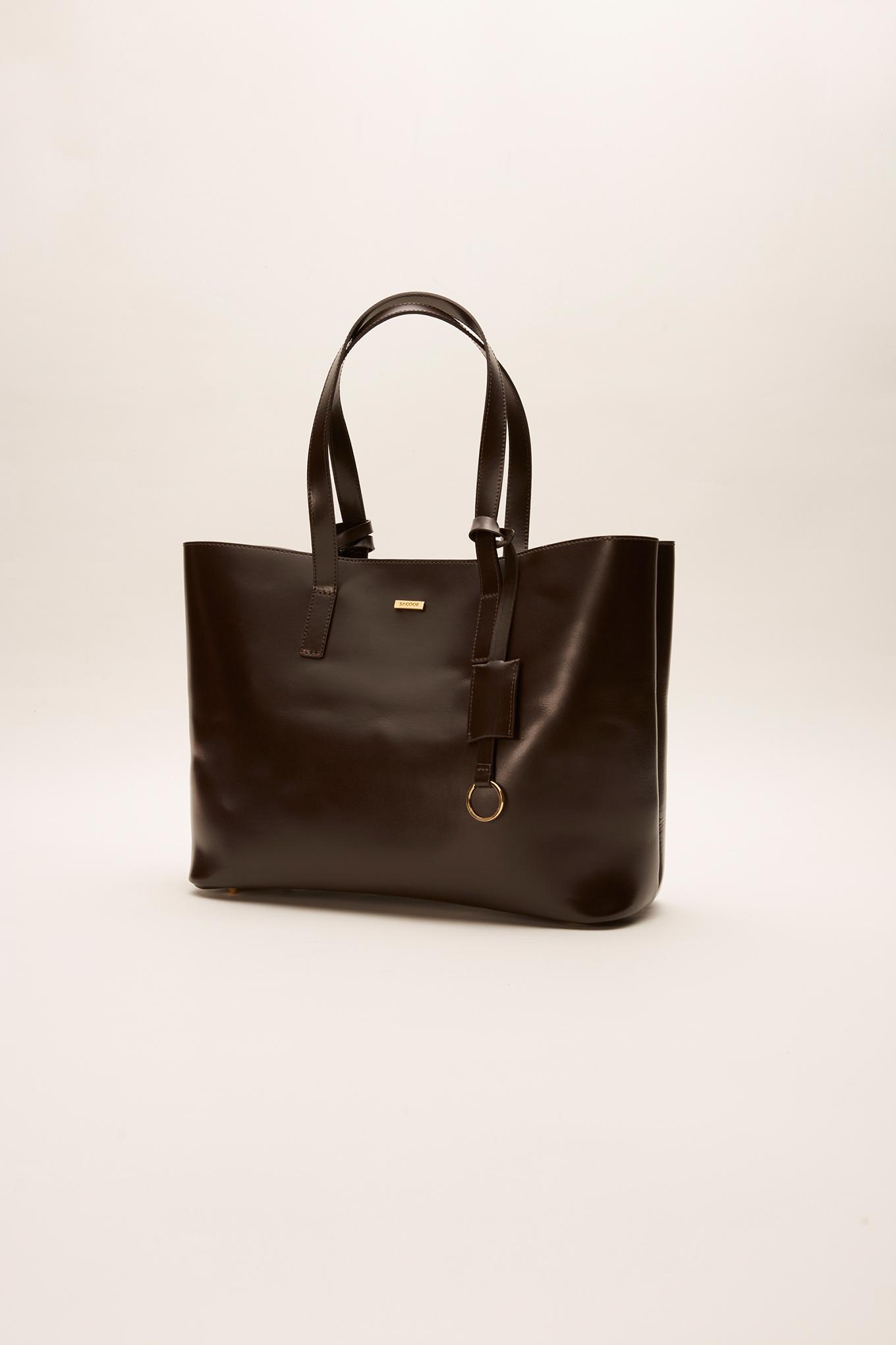Bag Chocolate Classic Woman