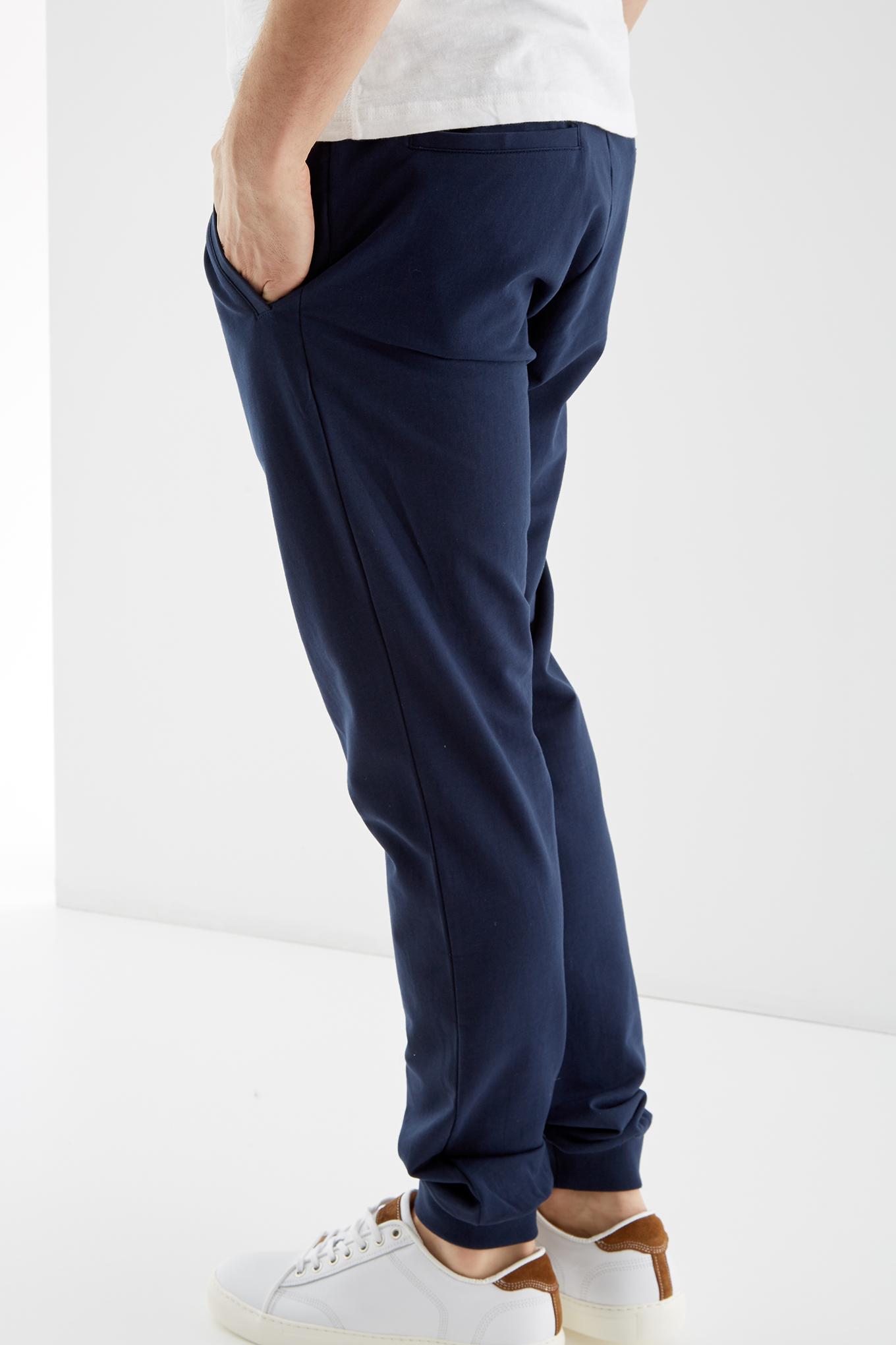 Calças Fato de Treino Azul Escuro Sport Homem
