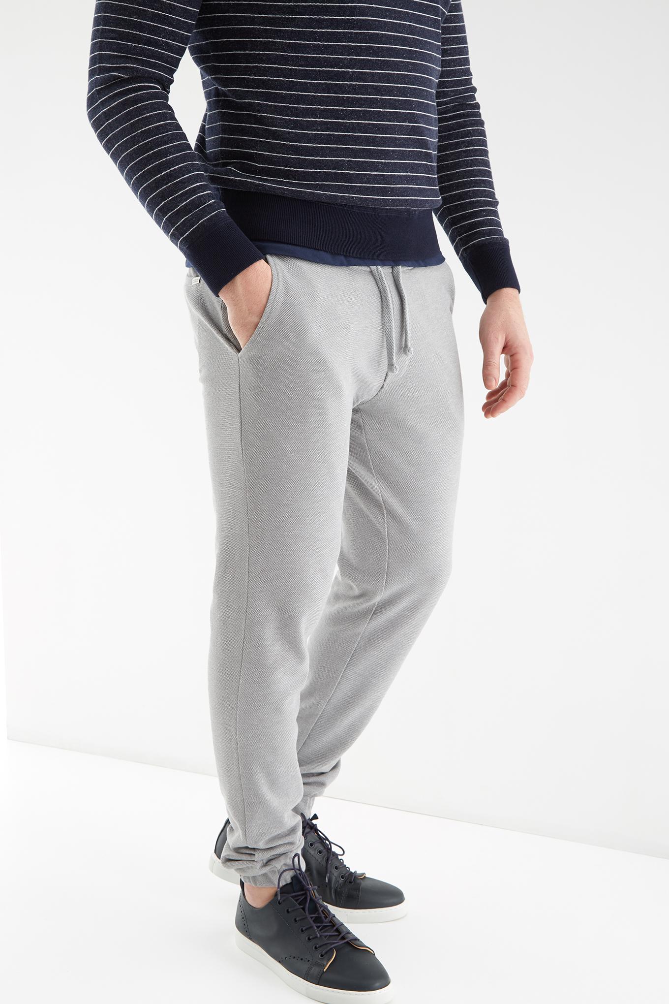 Sportswear Trousers Mix Grey Sport Man
