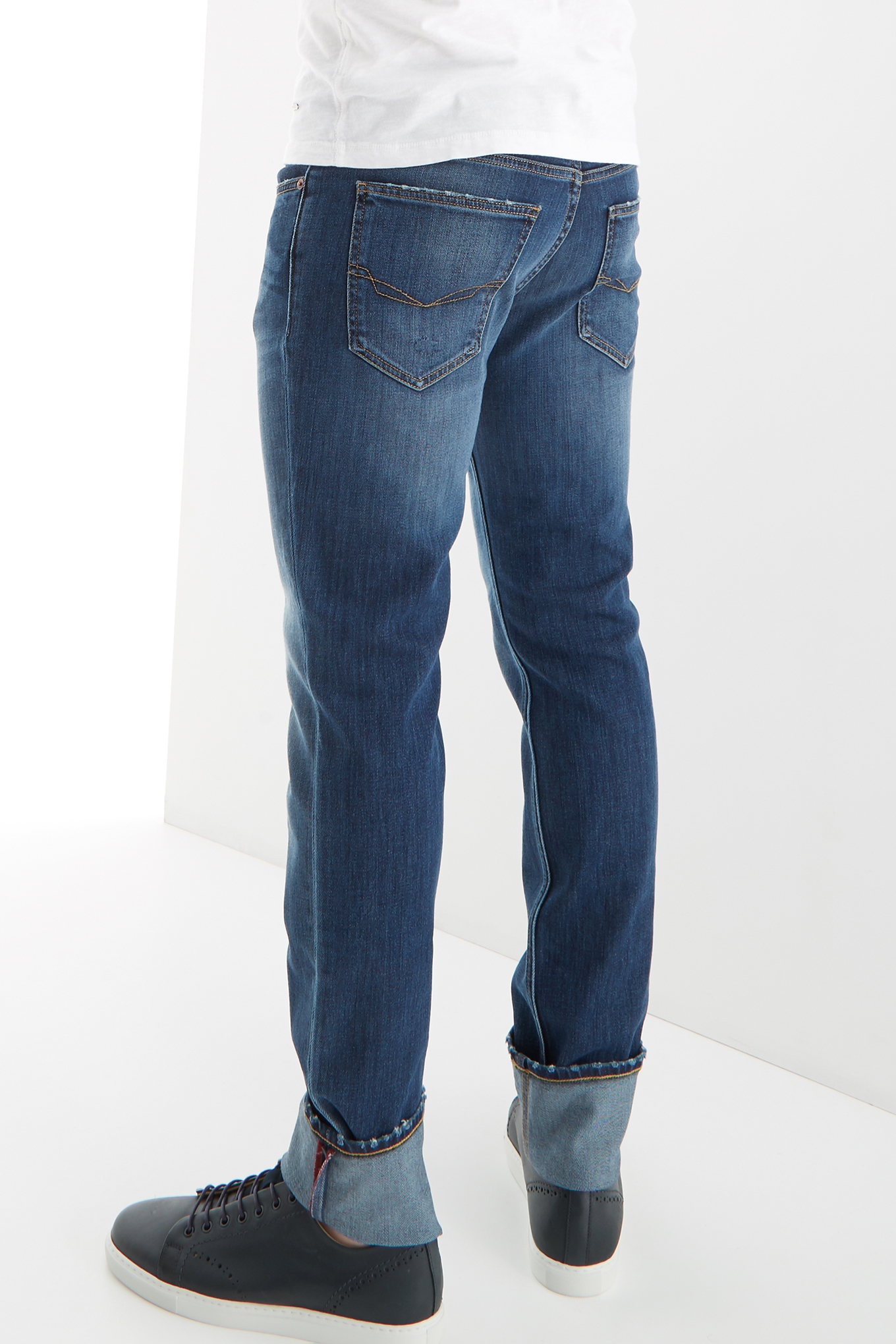 Jeans Medium Blue Sport Man