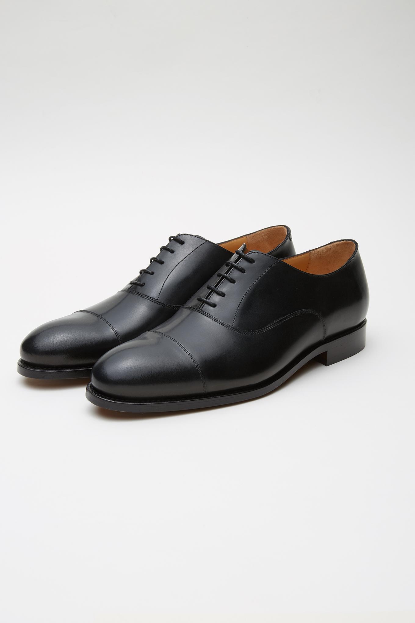 Shoes Black Classic Man