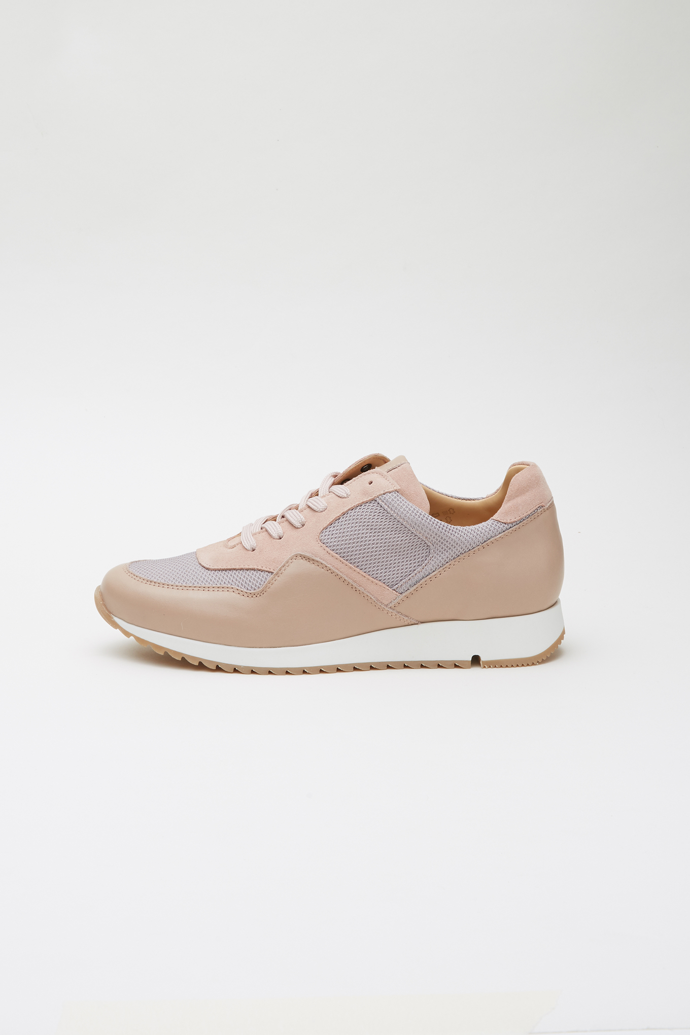 Tennis Pale Pink Casual Woman