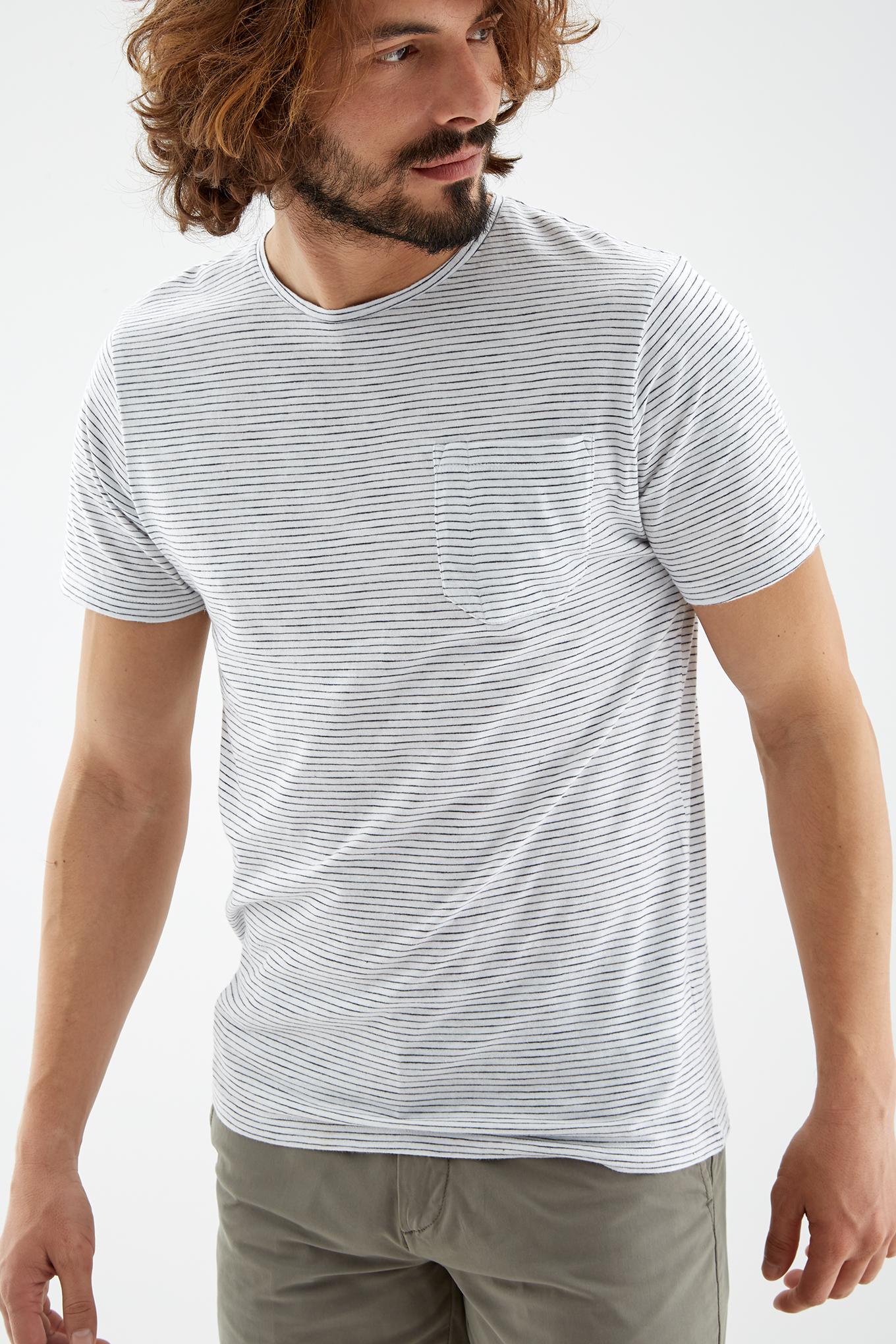 T-Shirt Dark Blue Sport Man