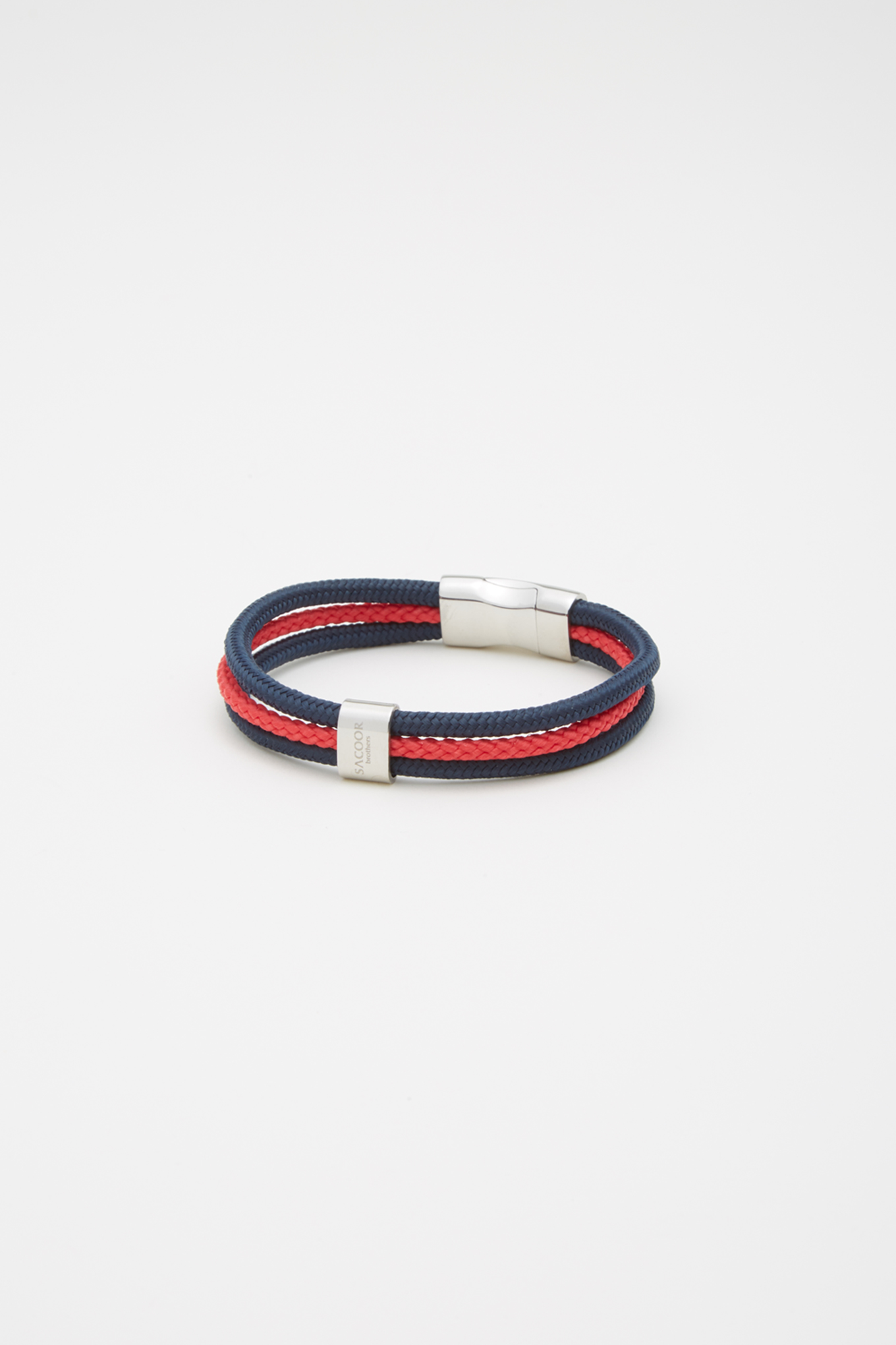 Accessories Red Casual Man