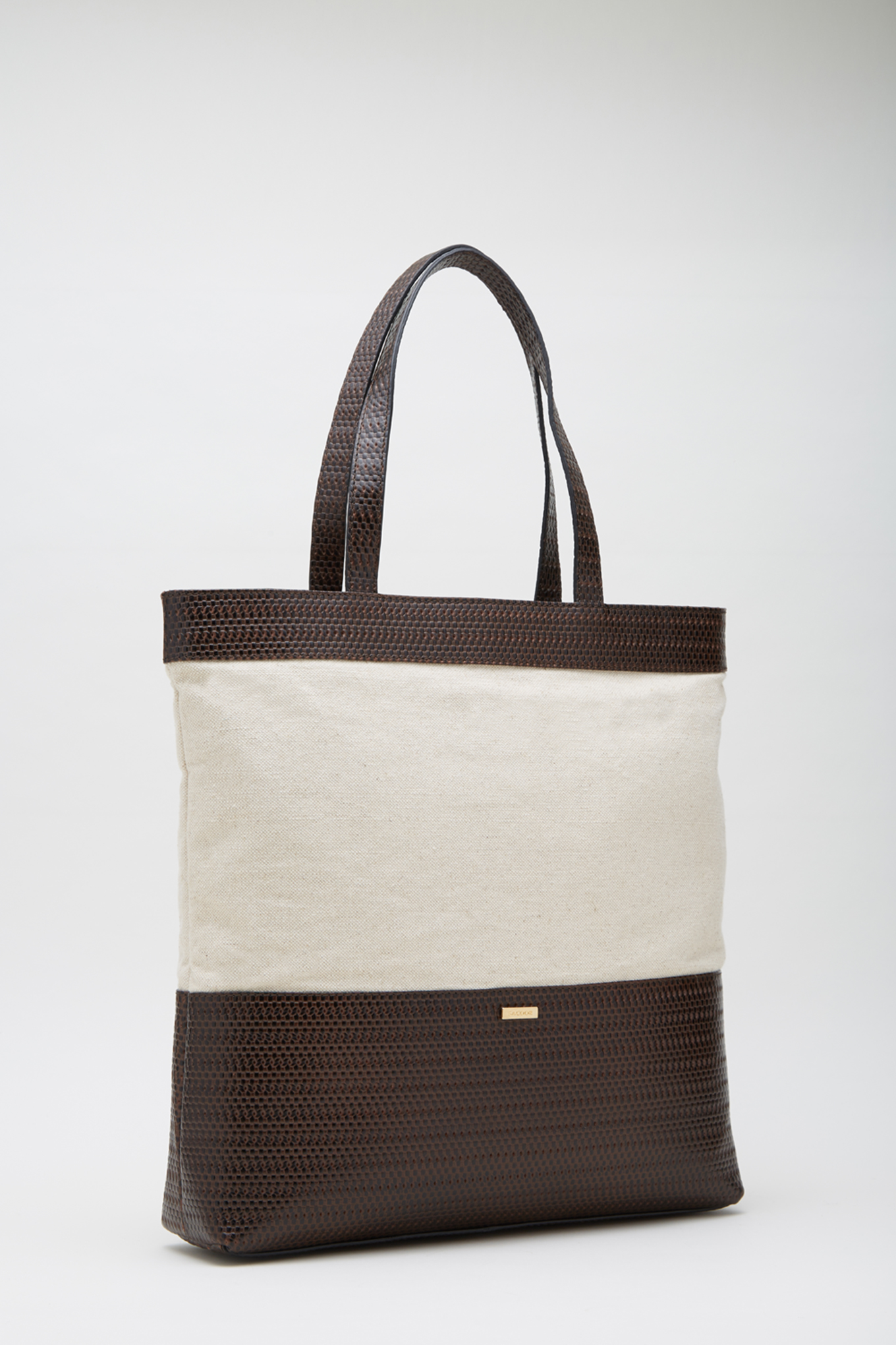 Bag Brown Classic Woman