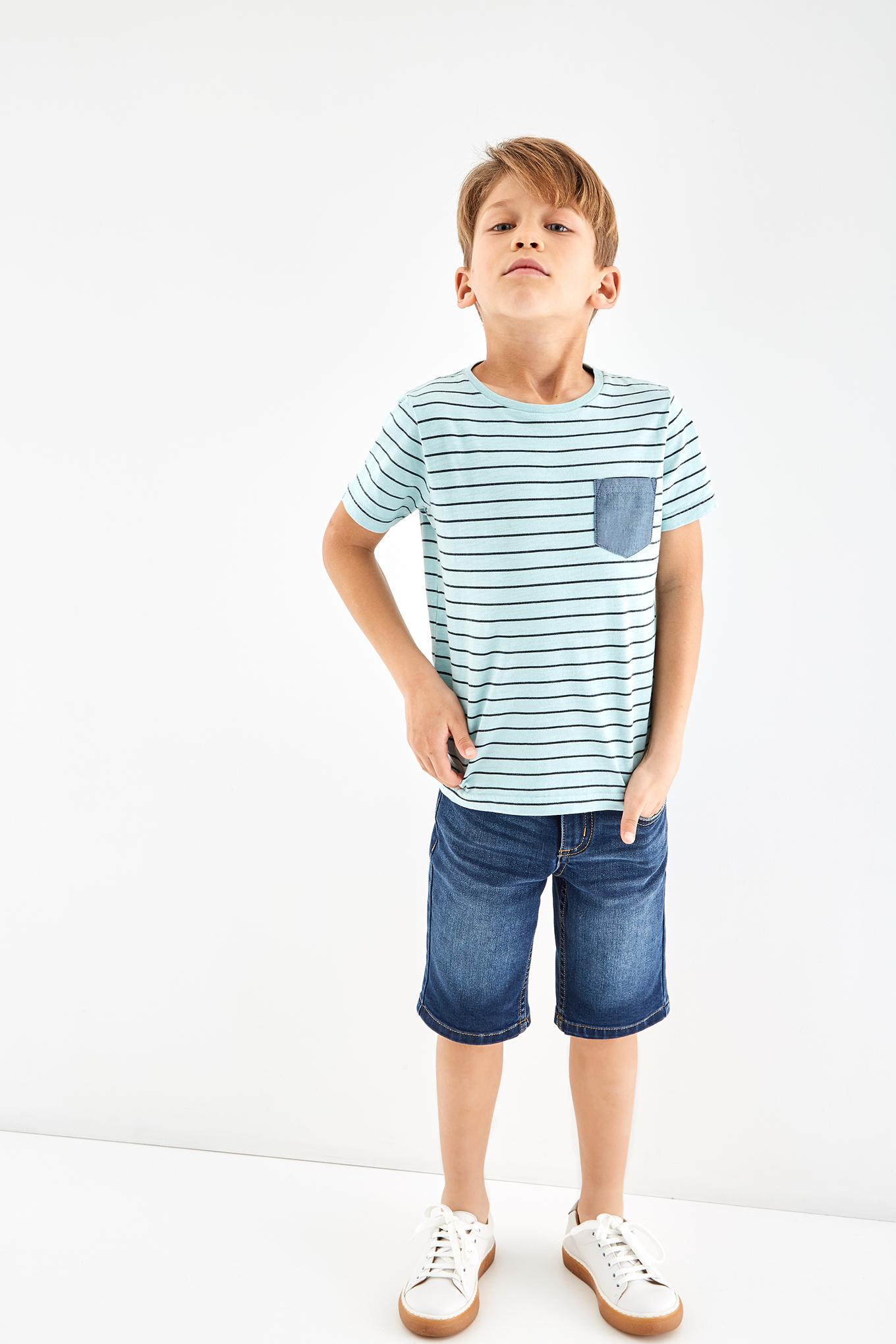 T-Shirt Mint Sport Boy