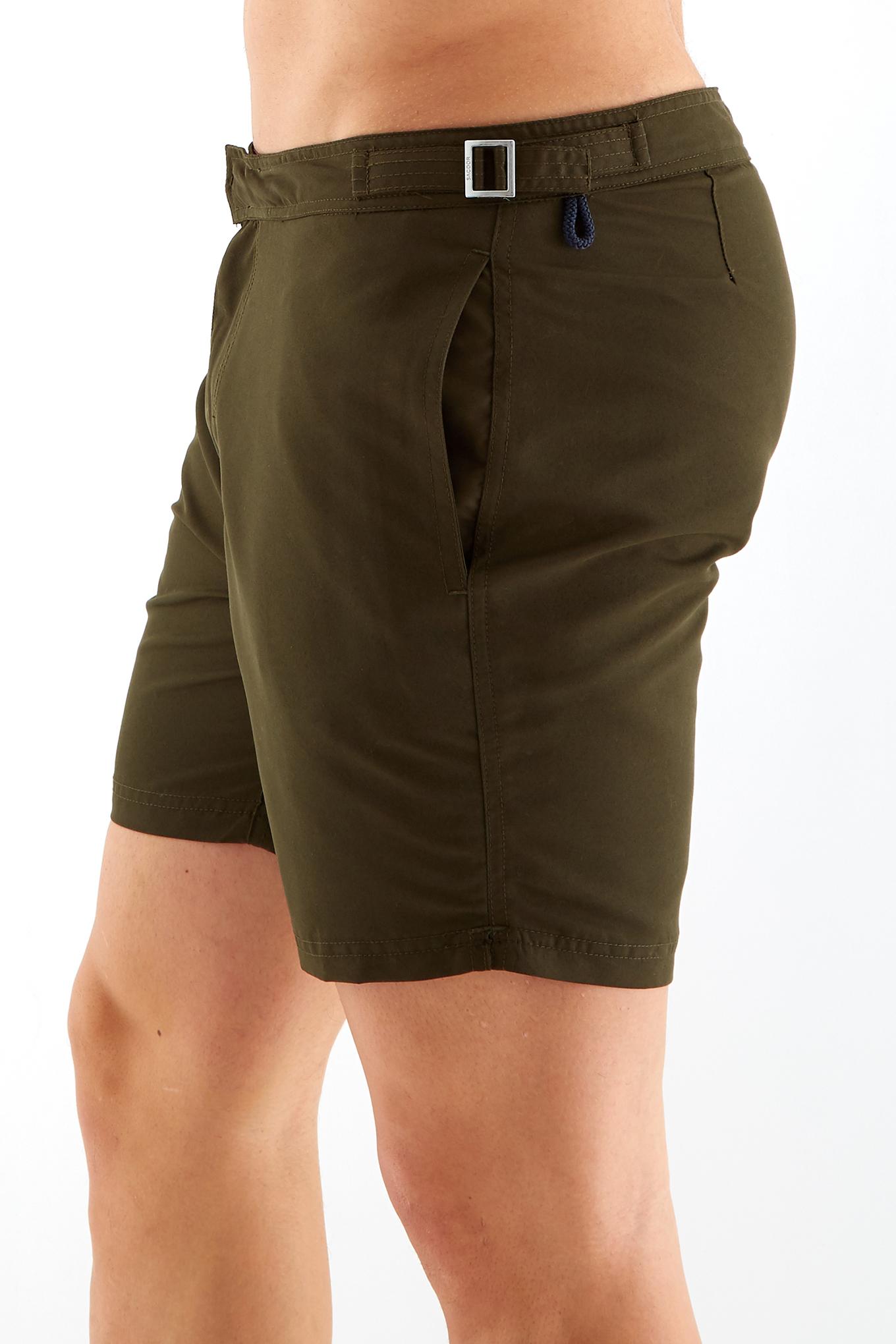 Beachwear Shorts Khaki Sport Man