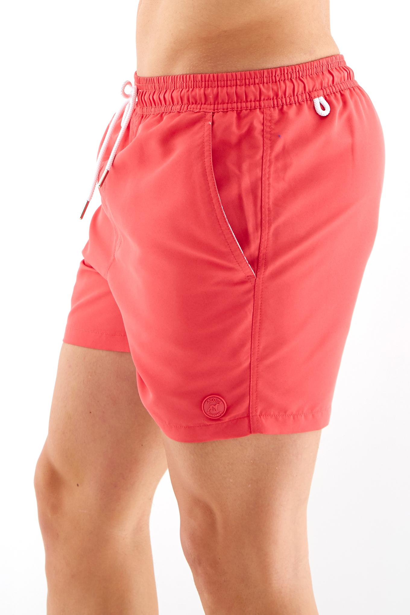 Beachwear Shorts Salmon Sport Man