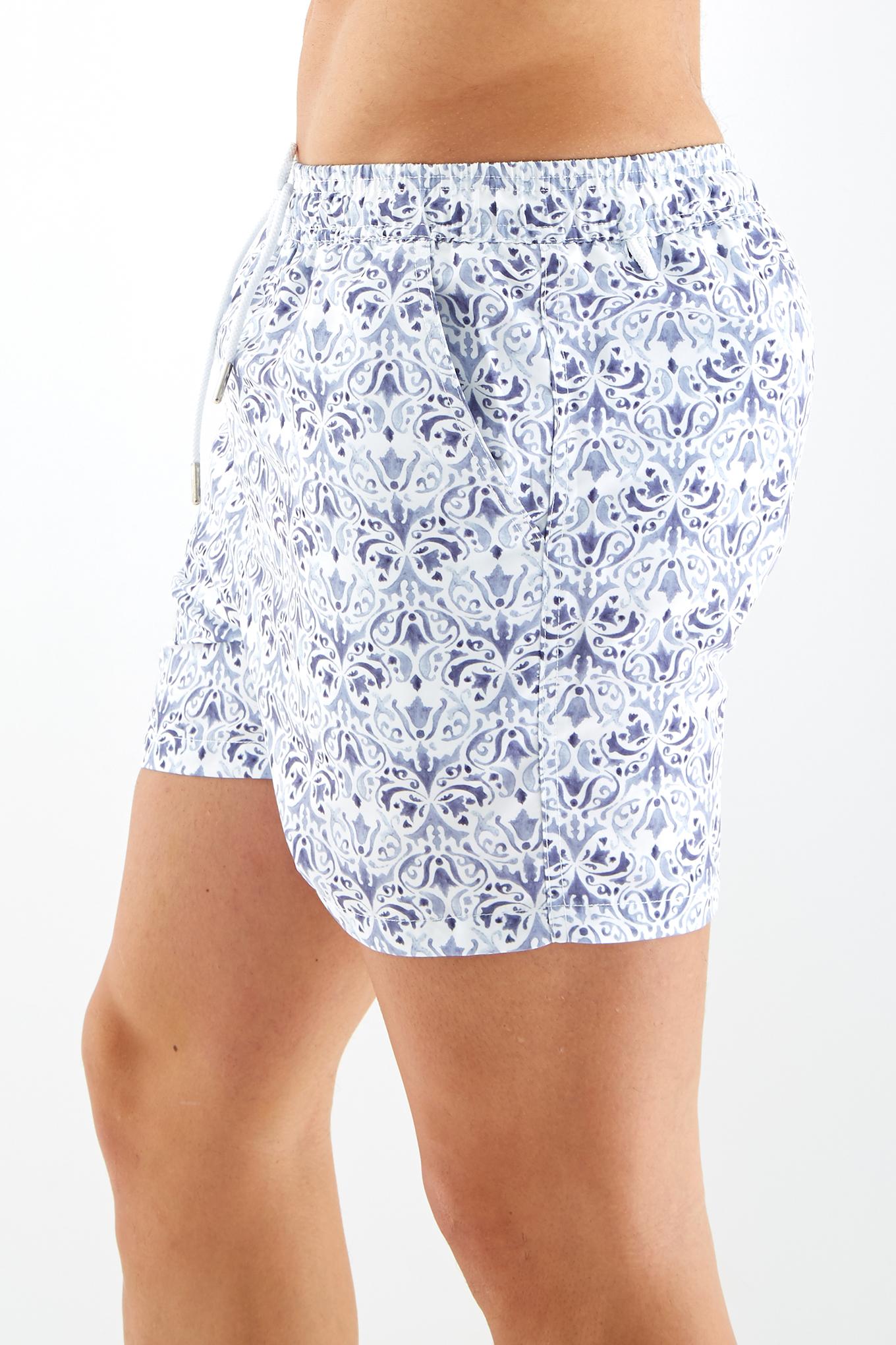 Beachwear Shorts Ecru Sport Man