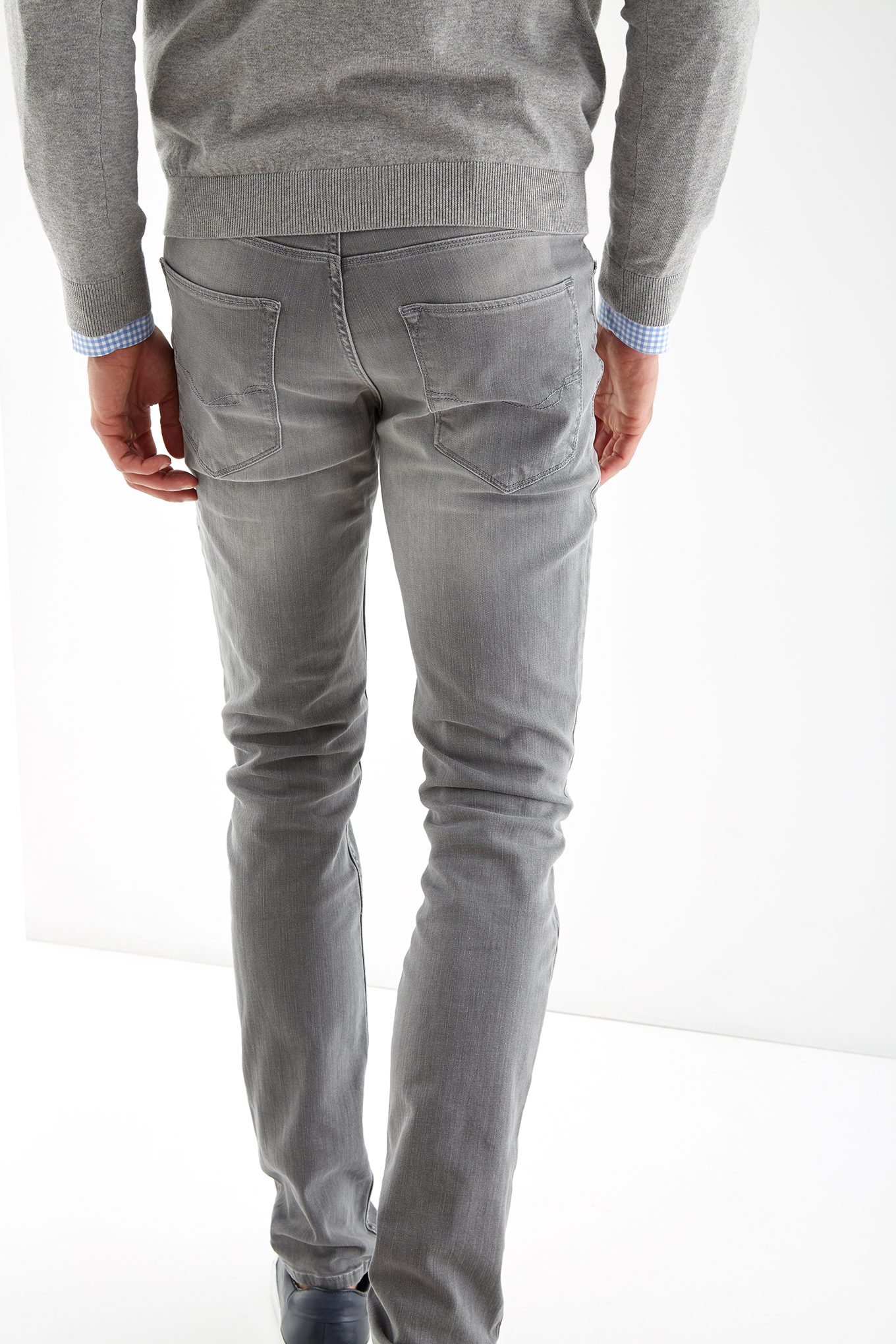 Jeans Light Grey Sport Man