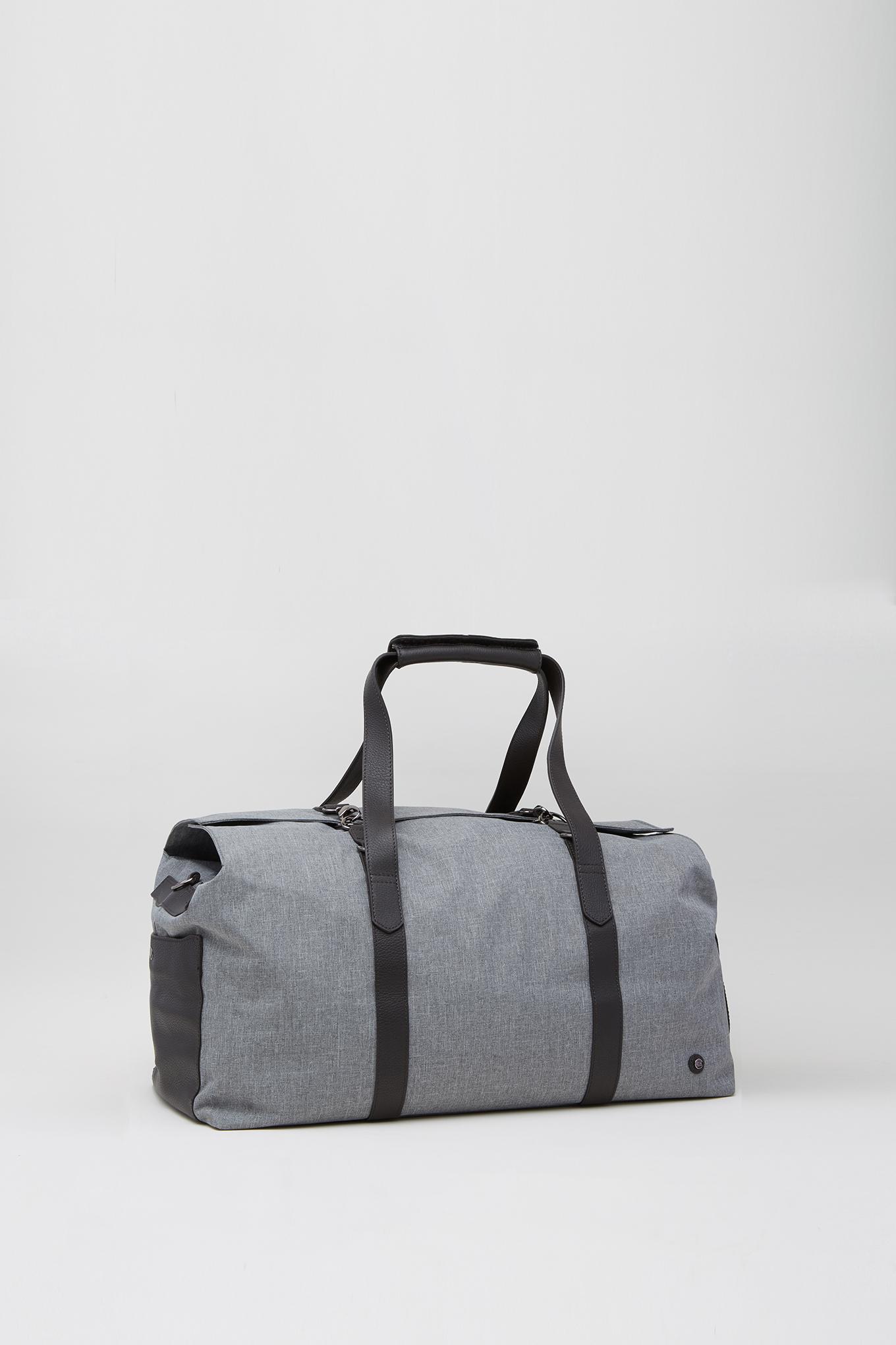 Bag Grey Casual Man
