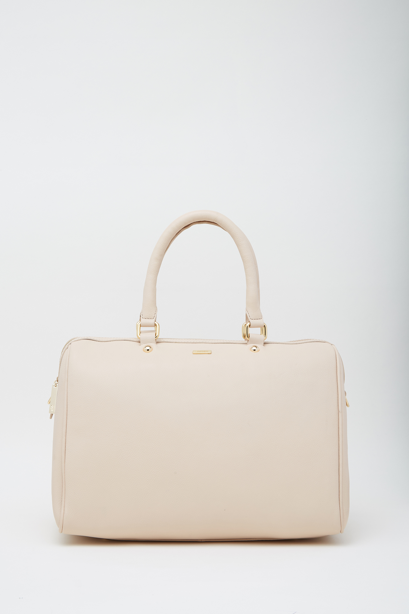 Bag Beige Classic Woman
