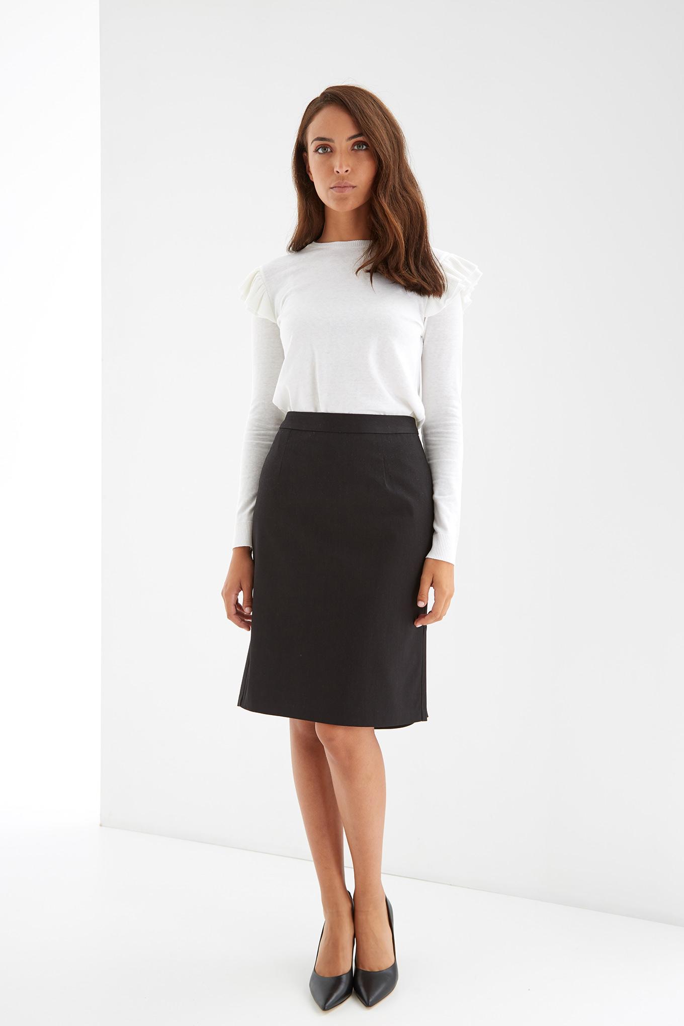 Skirt Black Fantasy Woman