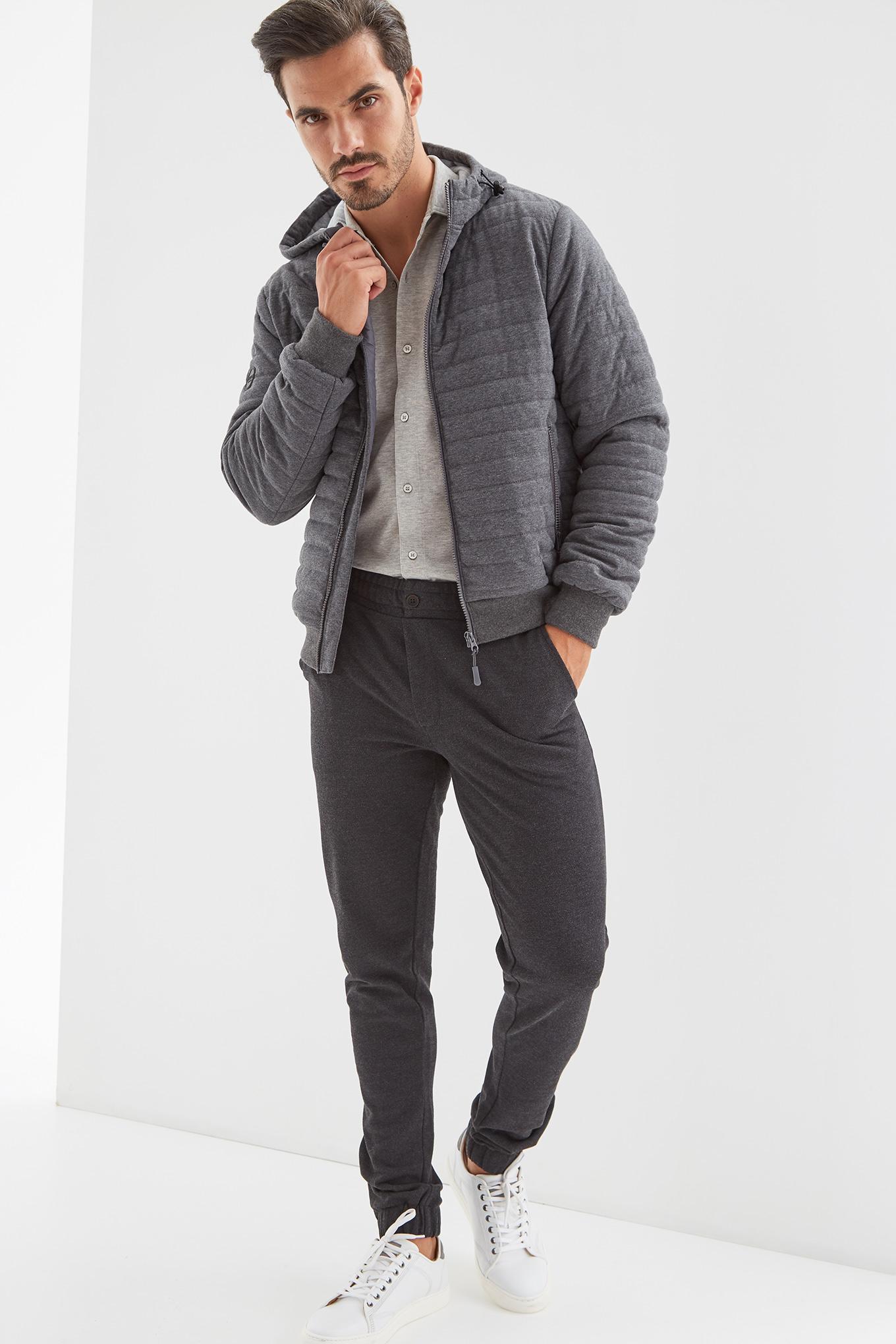 Sportswear Trousers Black Sport Man