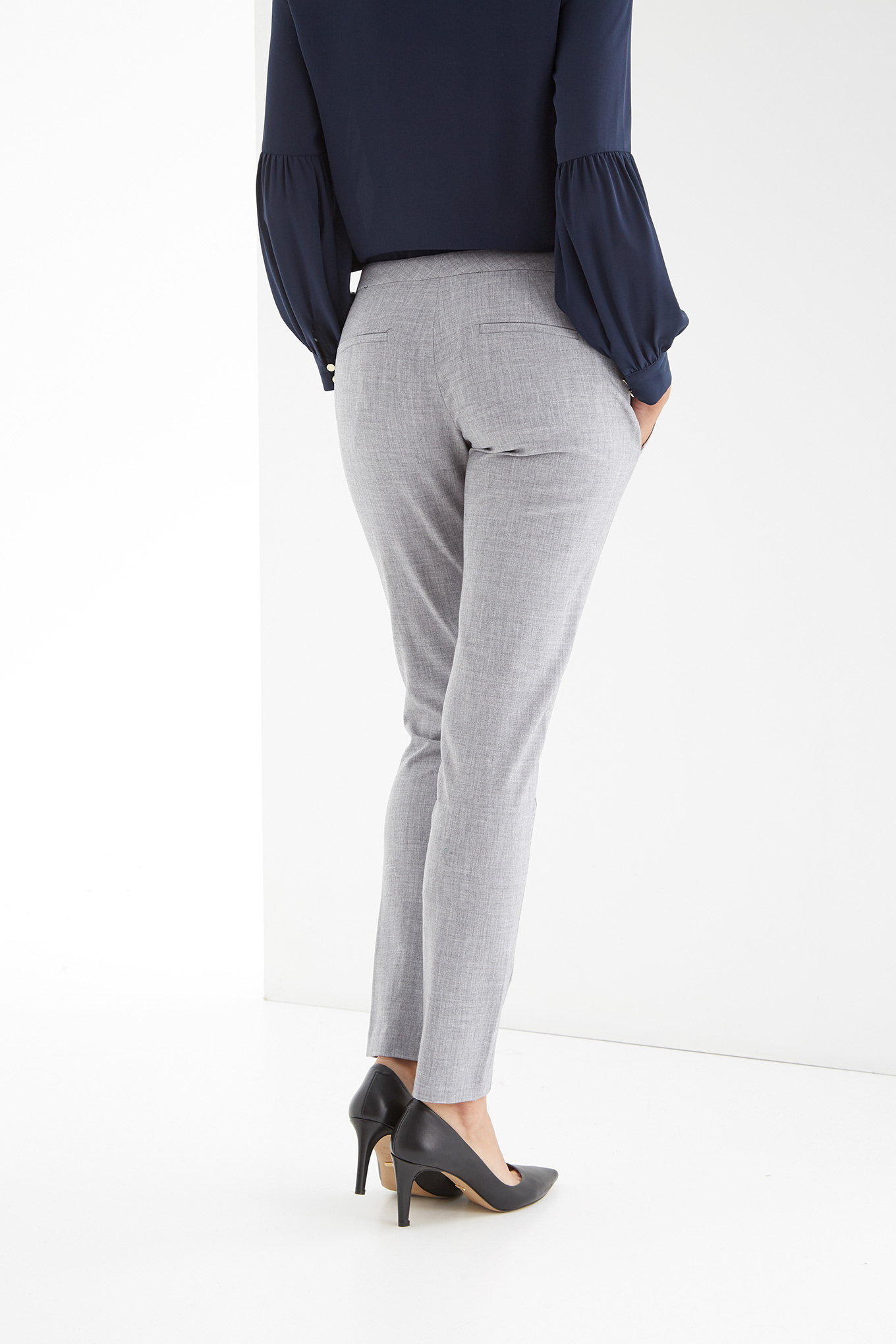 Trousers Mix Grey Fantasy Woman