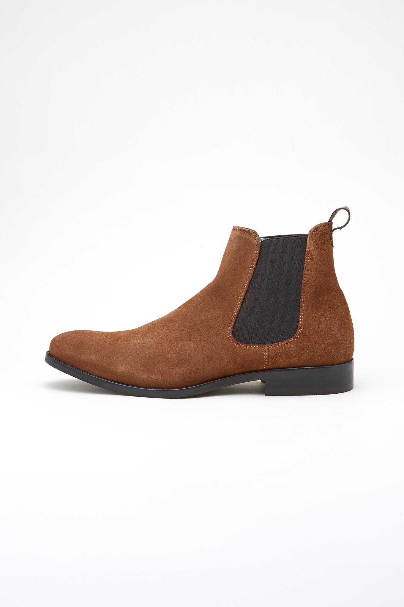 Boots Cognac Casual Man