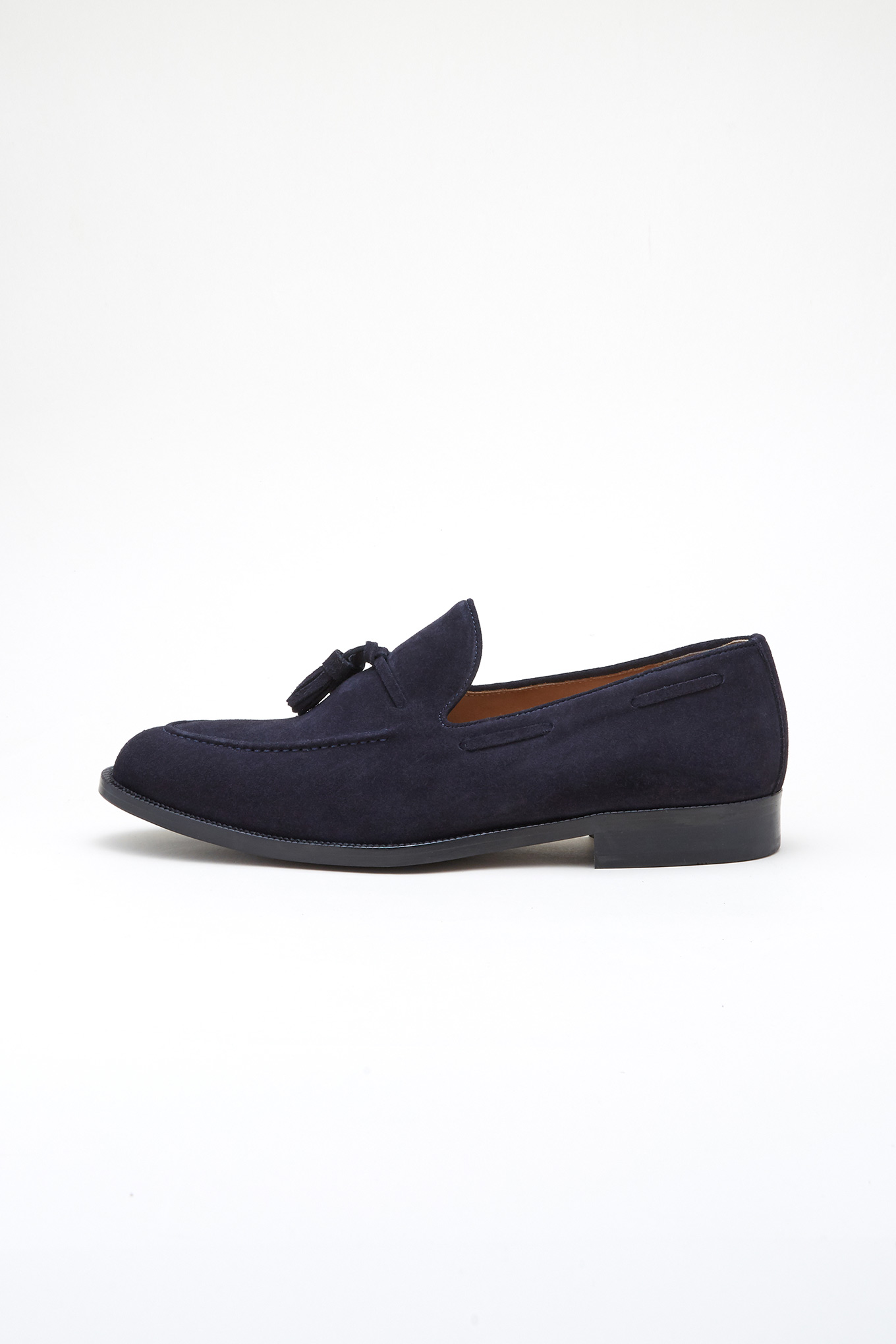 Shoes Dark Blue Classic Man