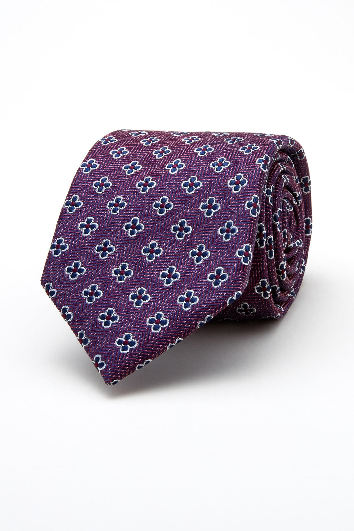 Tie Fuchsia Classic Man