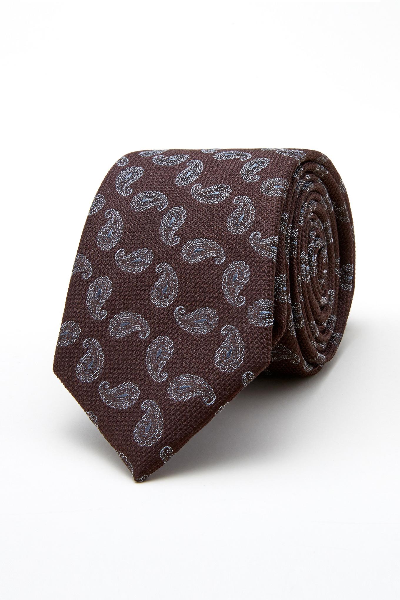 Tie Chocolate Classic Man