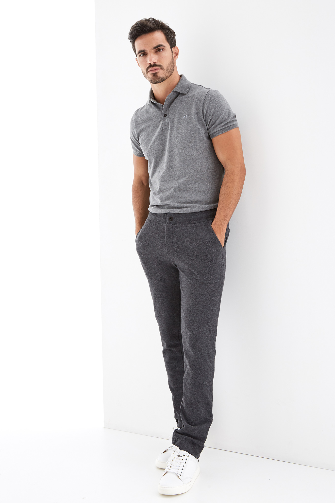 Sportswear Trousers Dark Grey Sport Man