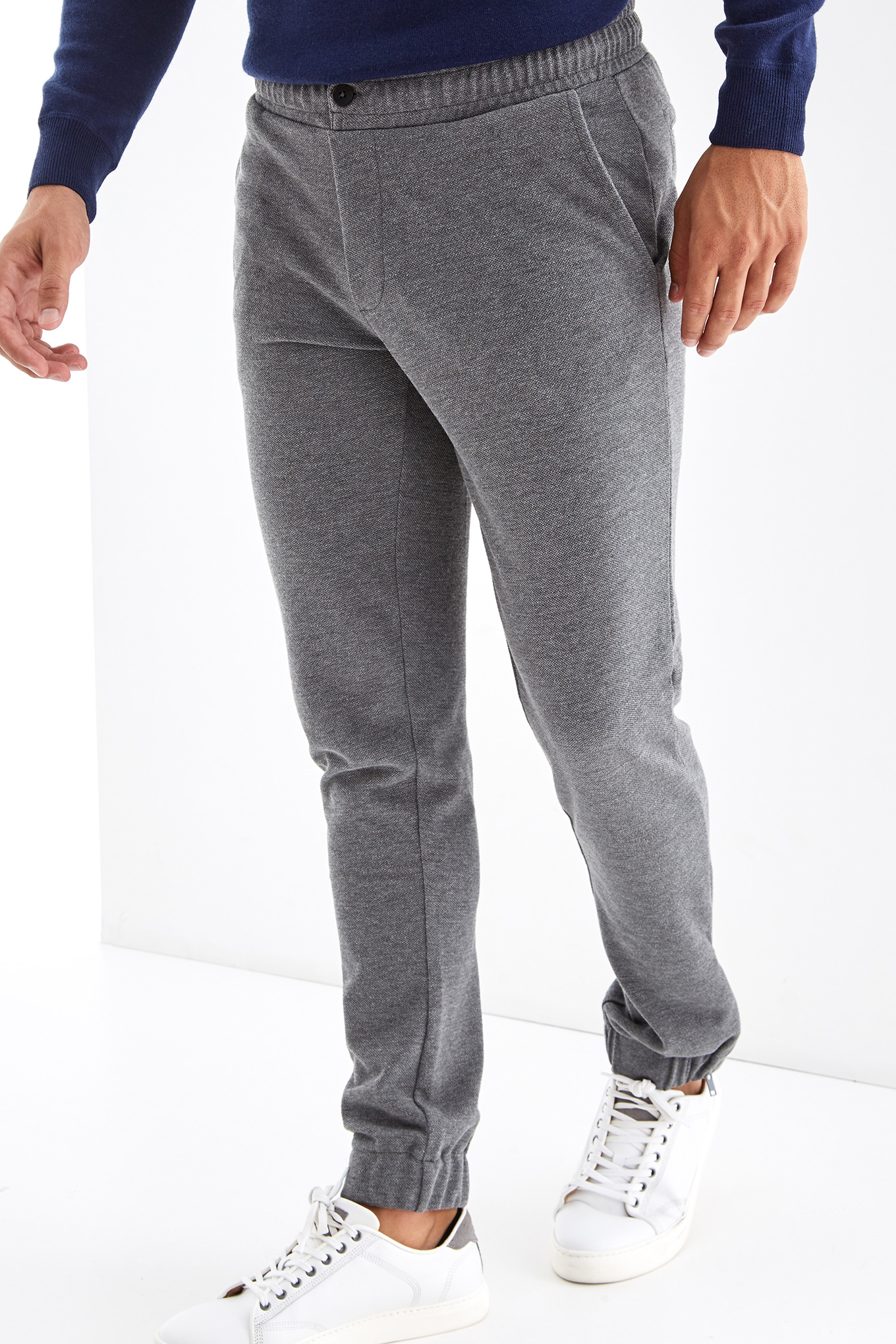Sportswear Trousers Mix Grey Sport Man