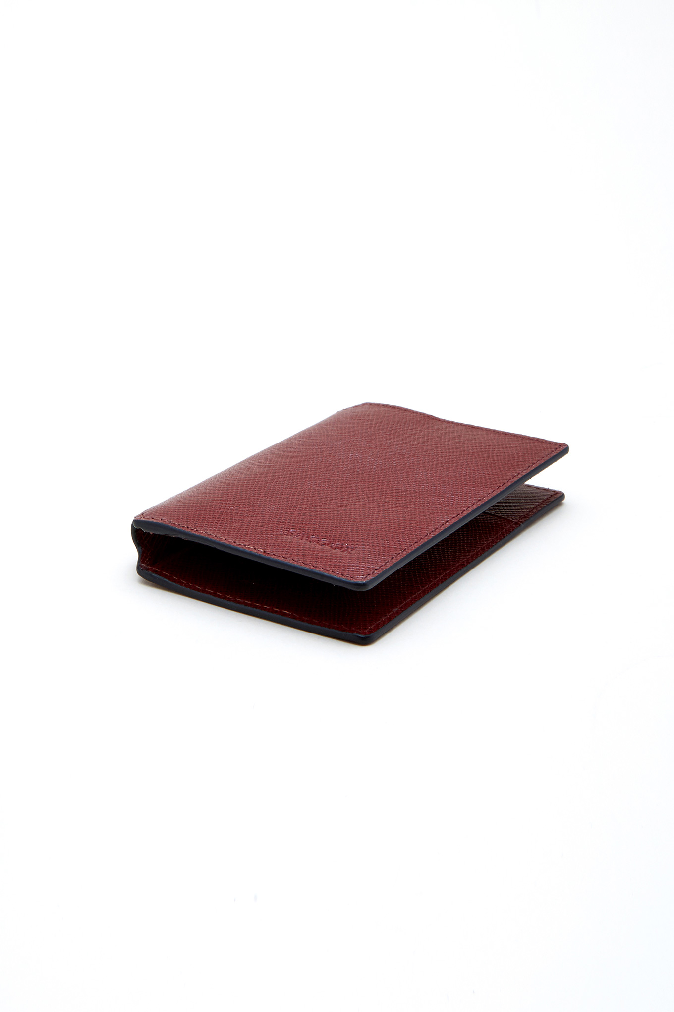 Wallet Bordeaux Casual Man