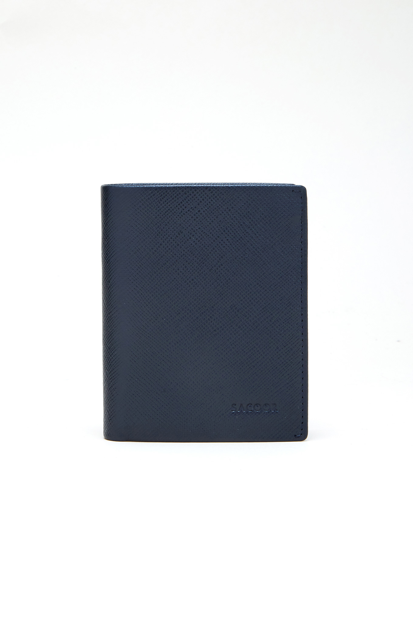 Wallet Dark Blue Casual Man