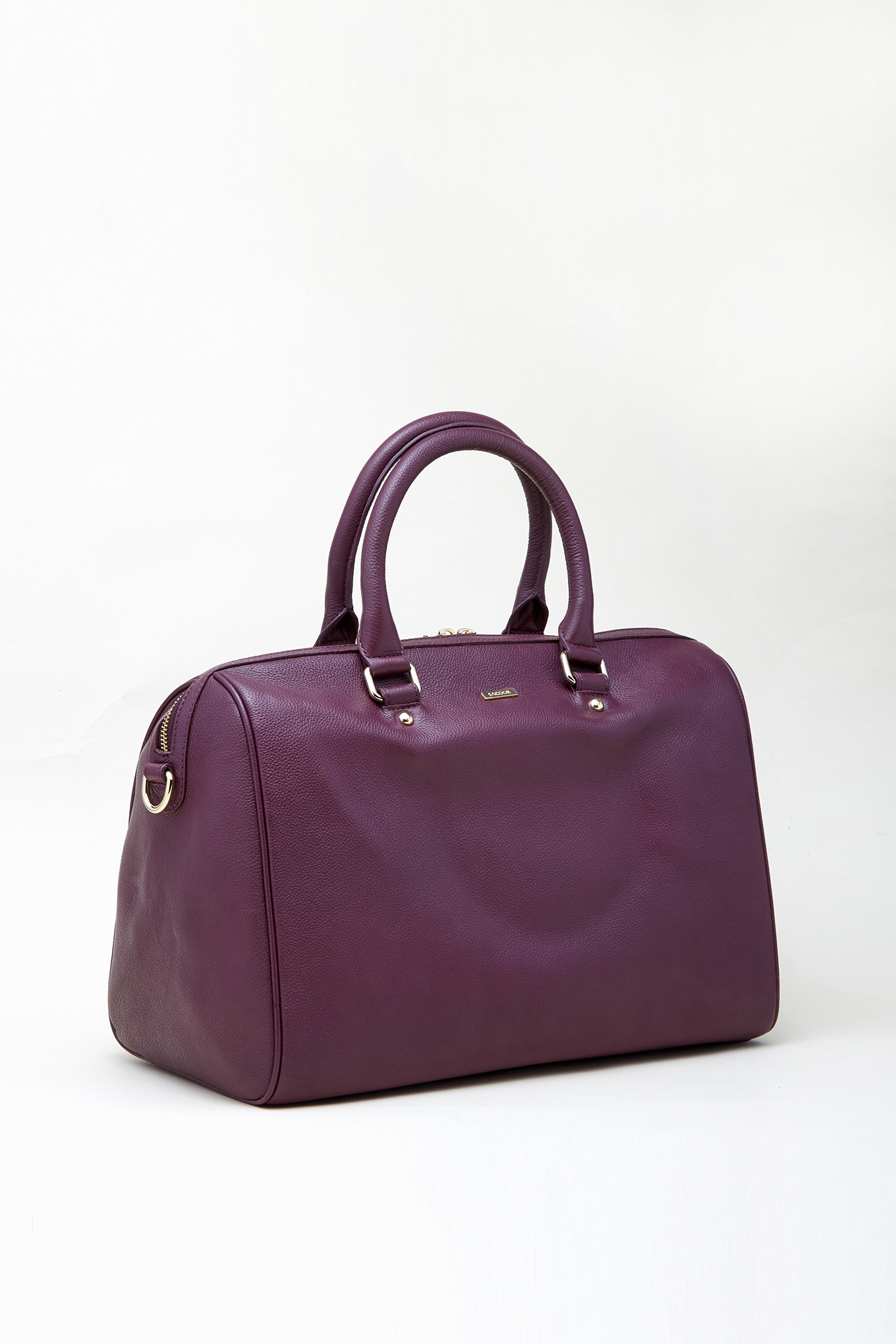 Bag Plum Classic Woman