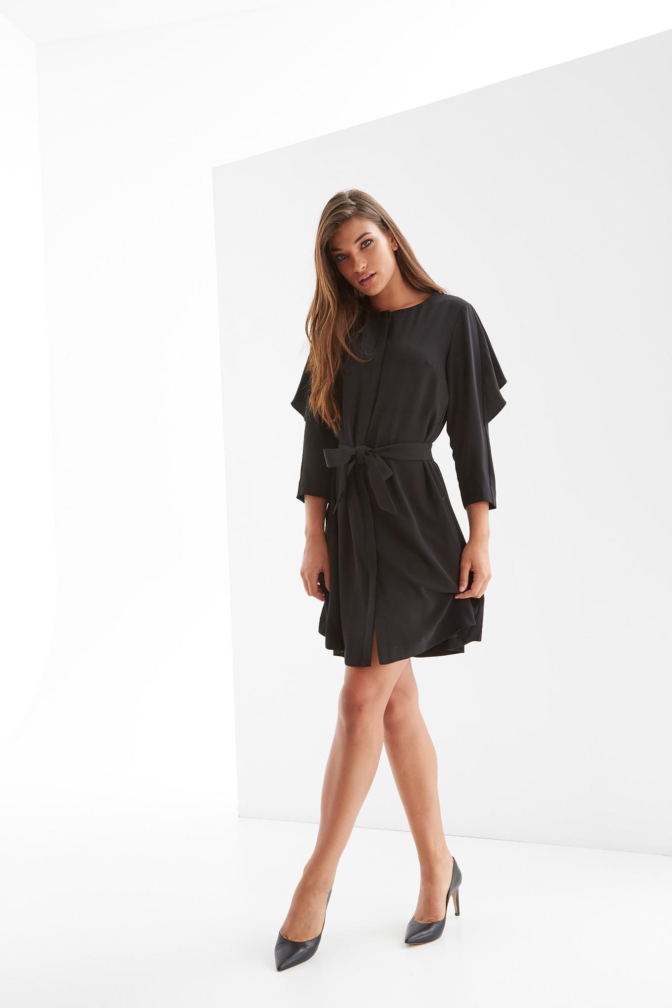 Dress Black Fantasy Woman