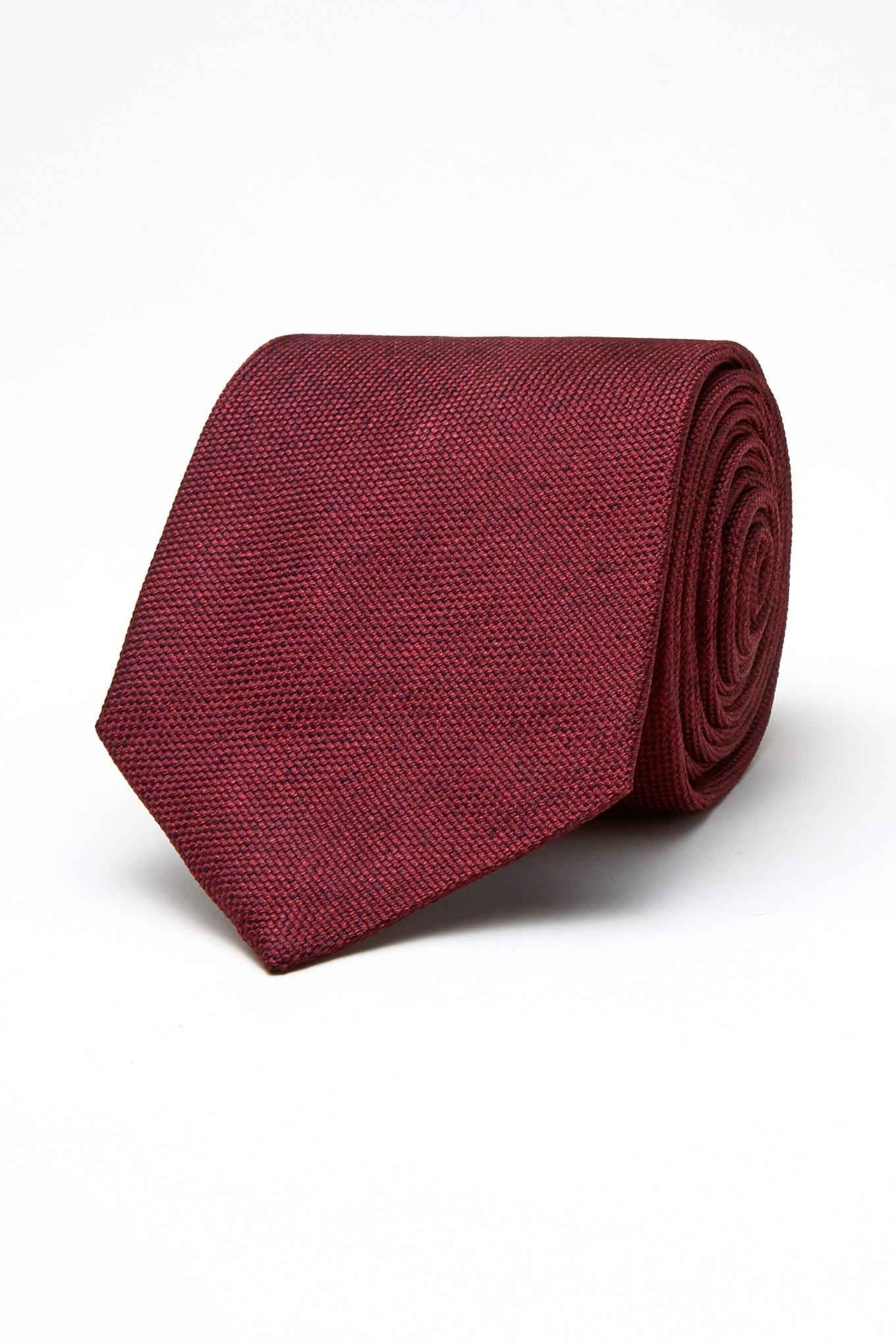 Tie Bordeaux Classic Man