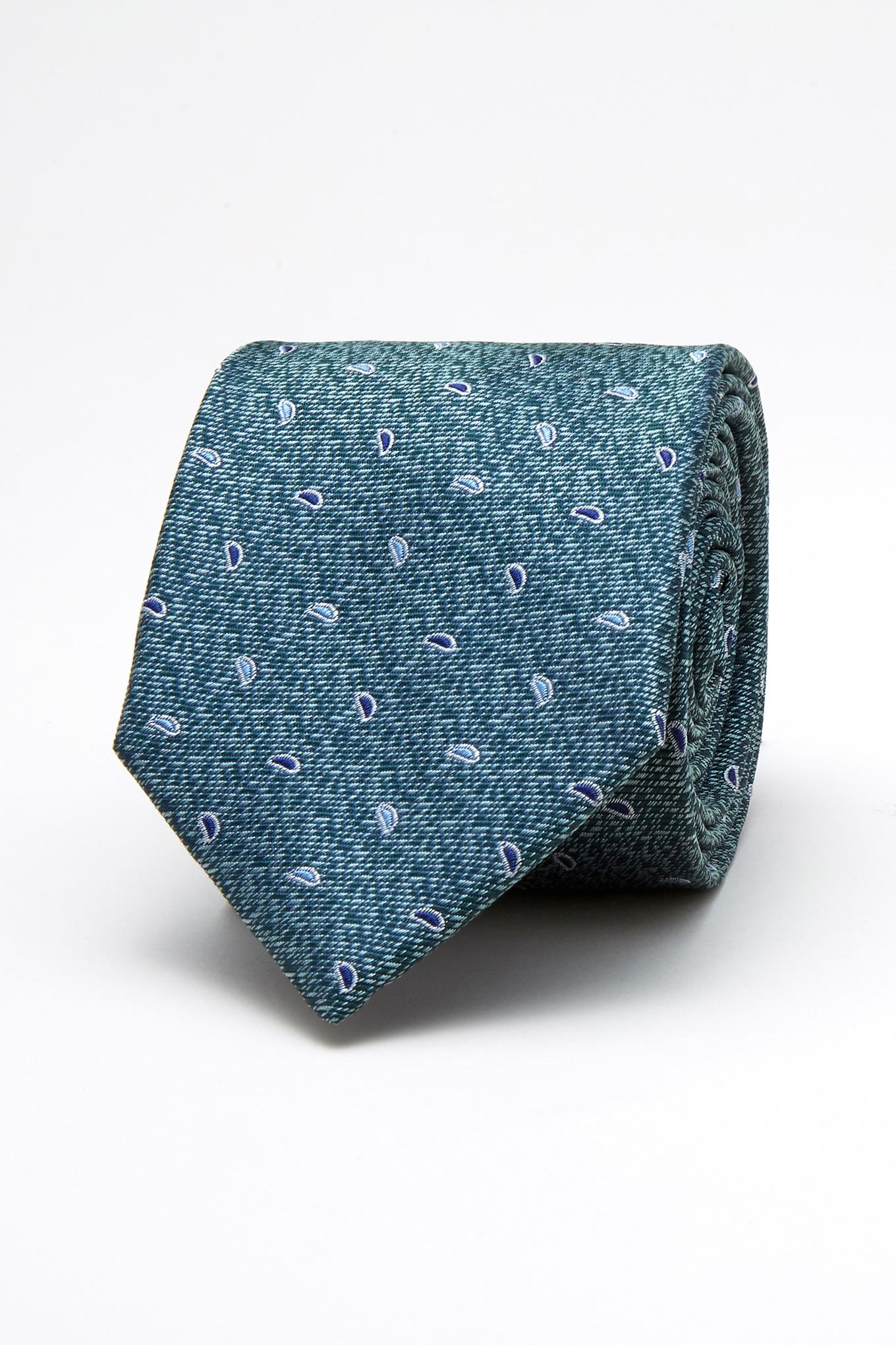 Tie Green Classic Man
