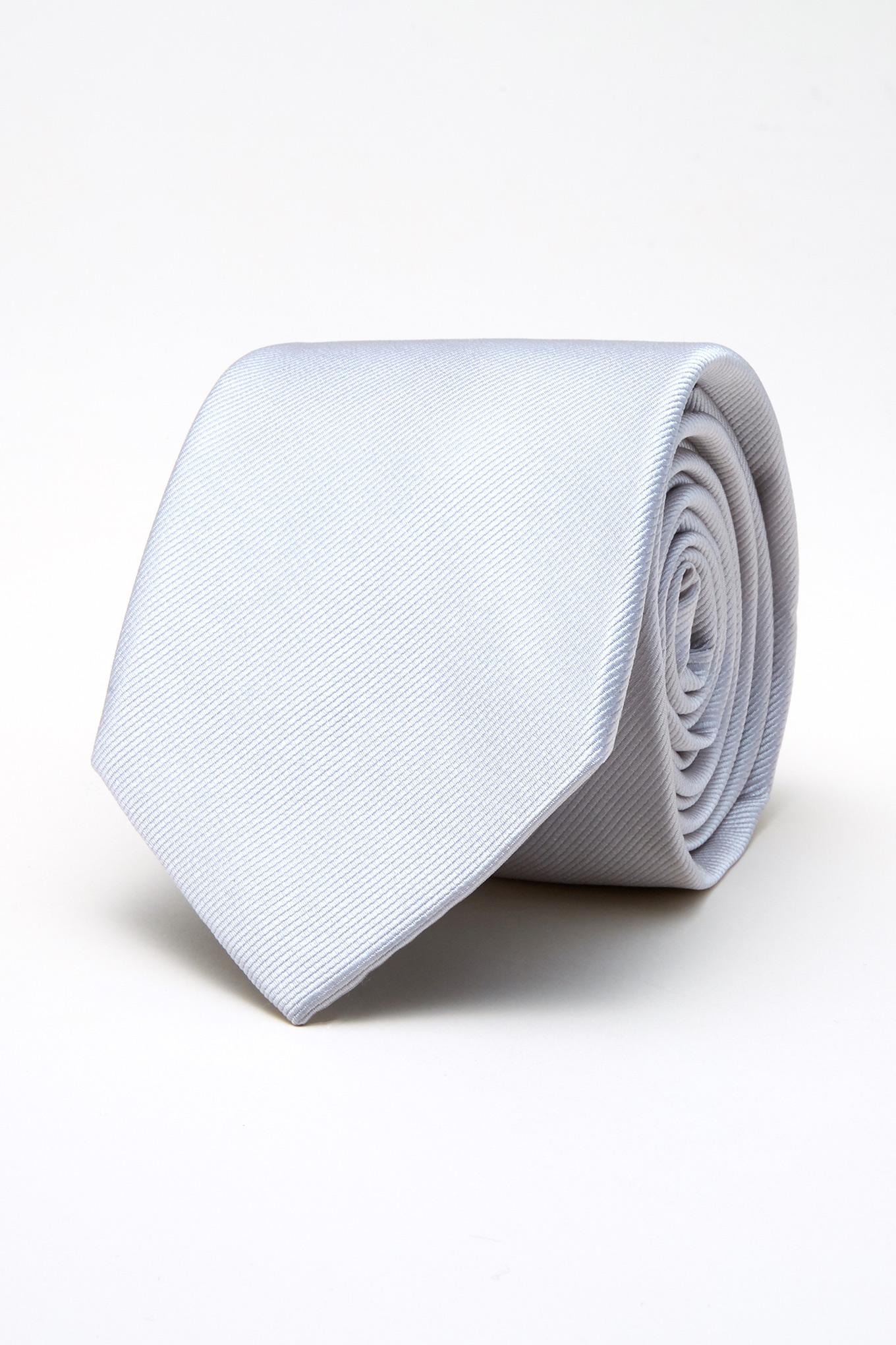 Tie Silver Classic Man