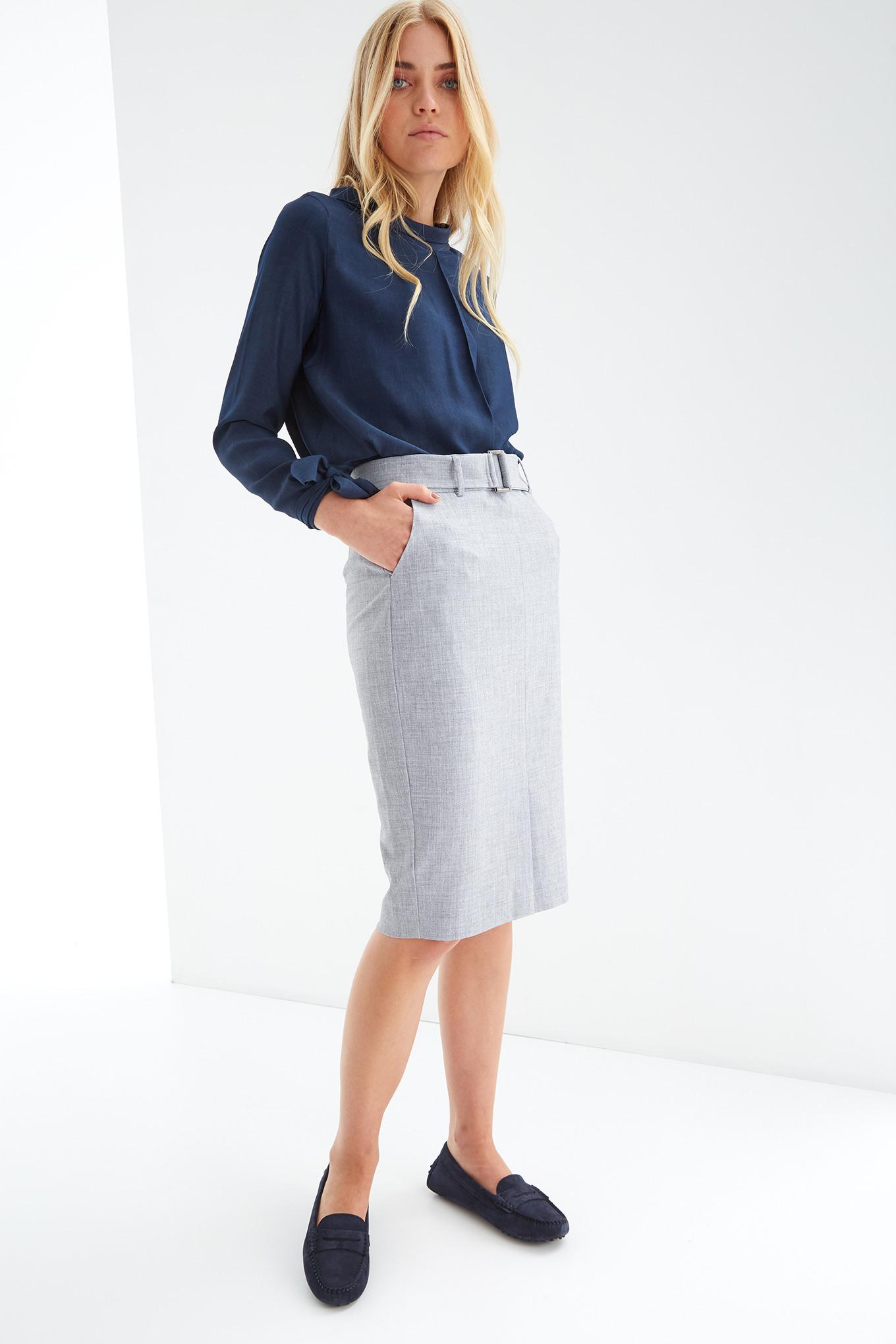 Skirt Mix Grey Fantasy Woman