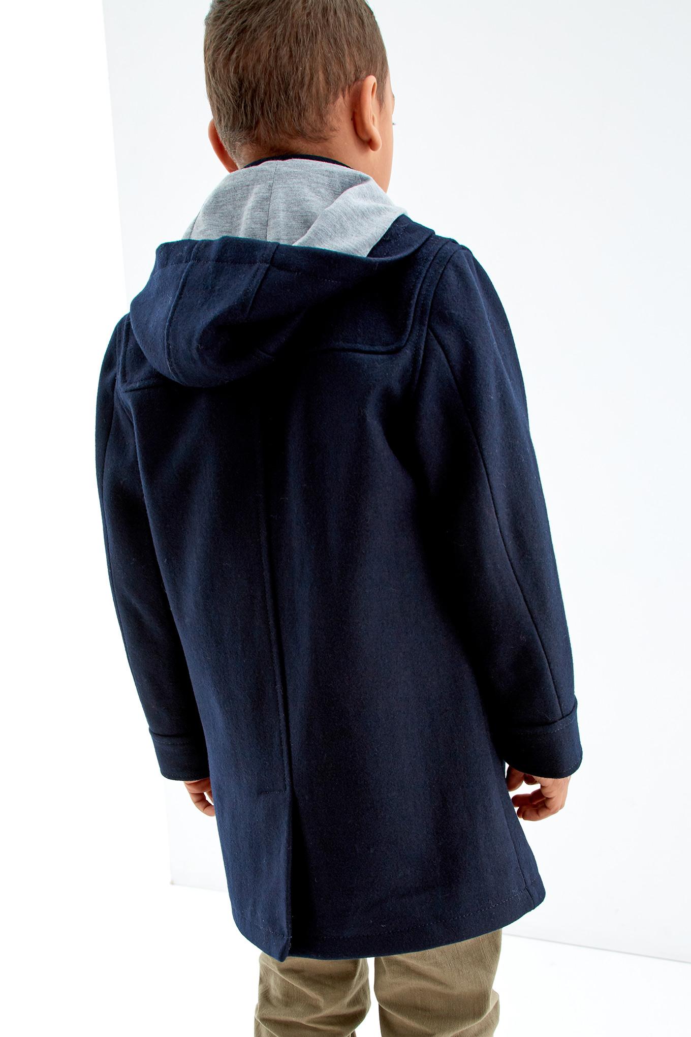 Casaco Azul Escuro Sport Rapaz