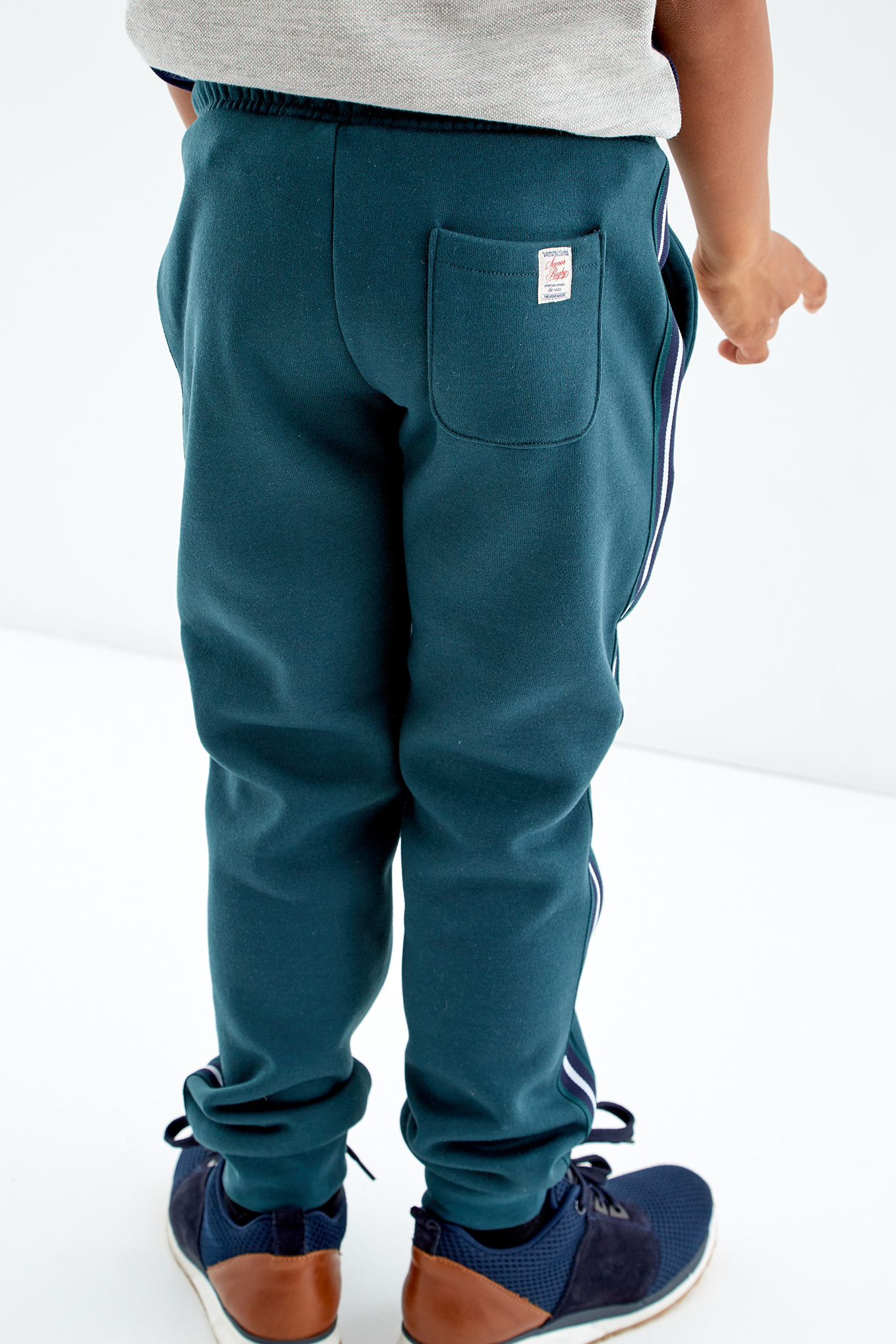 Sportswear Trousers Dark Green Sport Boy