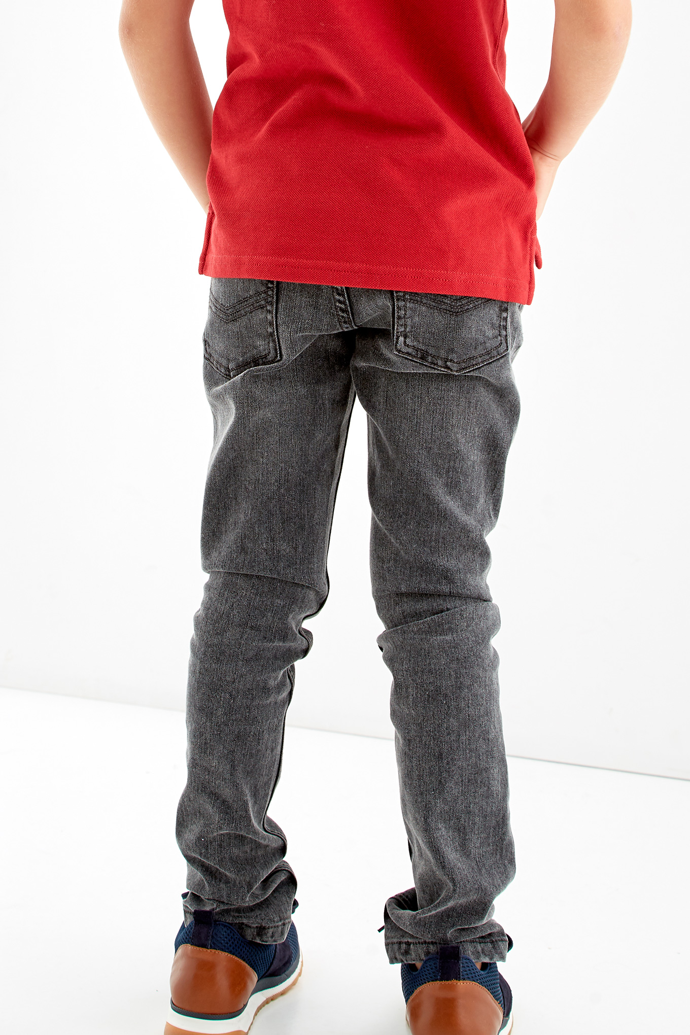 Jeans Medium Grey Sport Boy