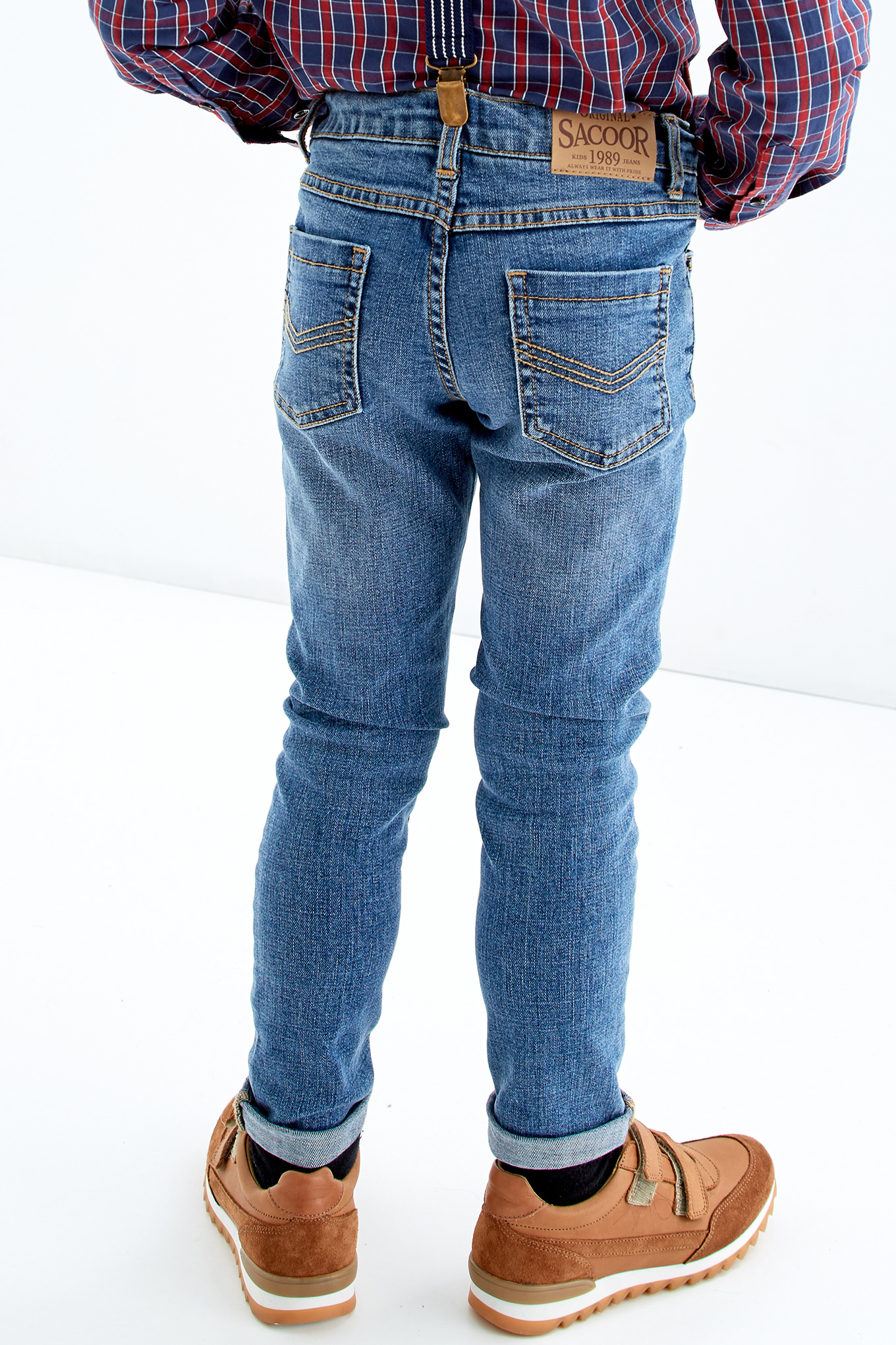 Jeans Medium Blue Sport Boy