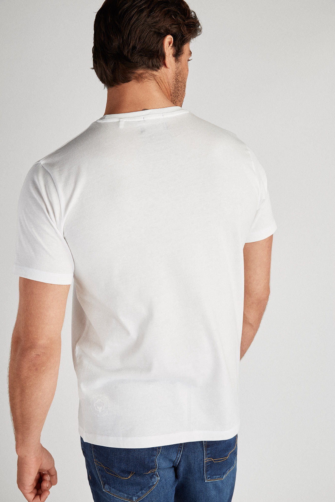 T-Shirt Cru Sport Homem