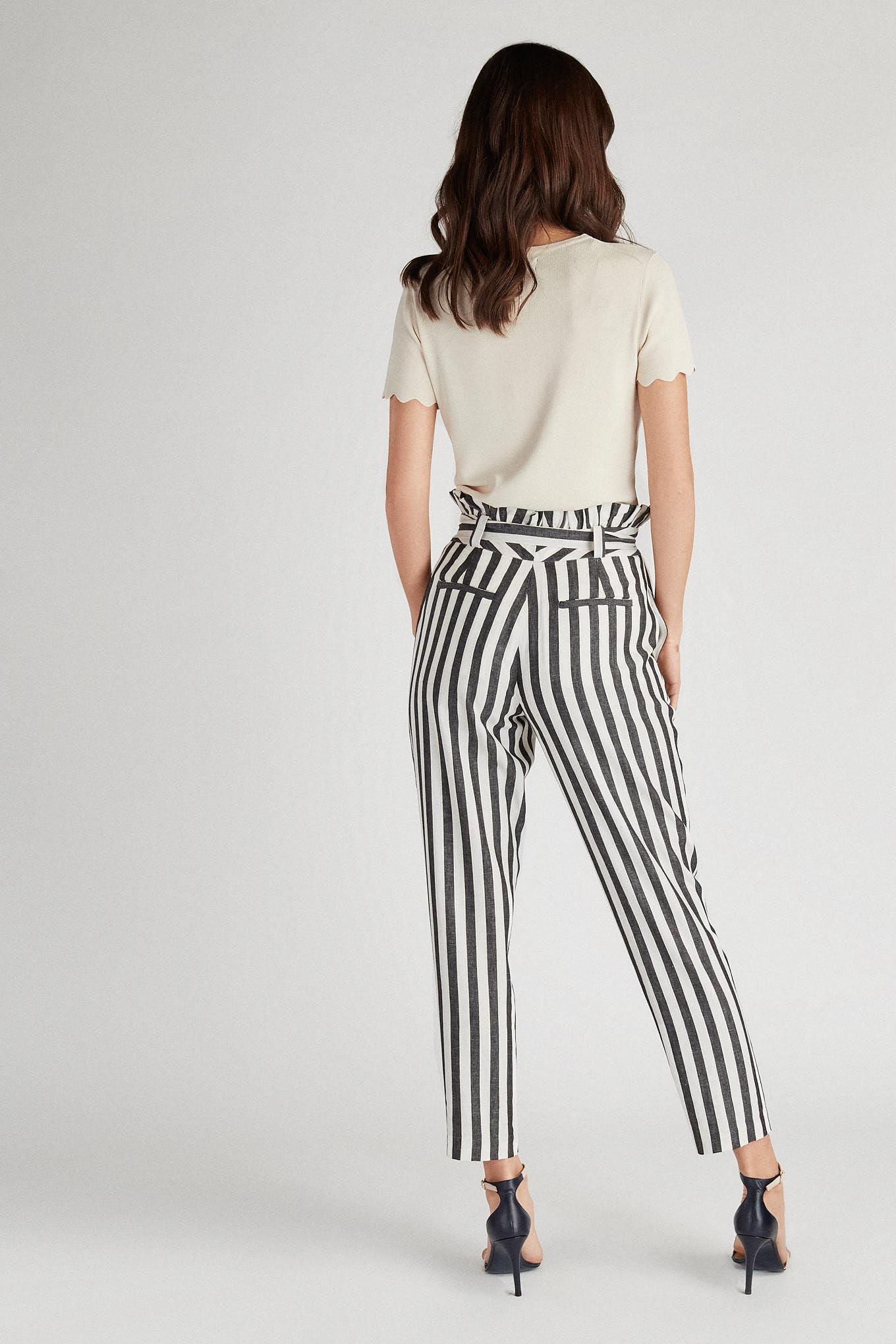 Trousers Stripes Fantasy Woman
