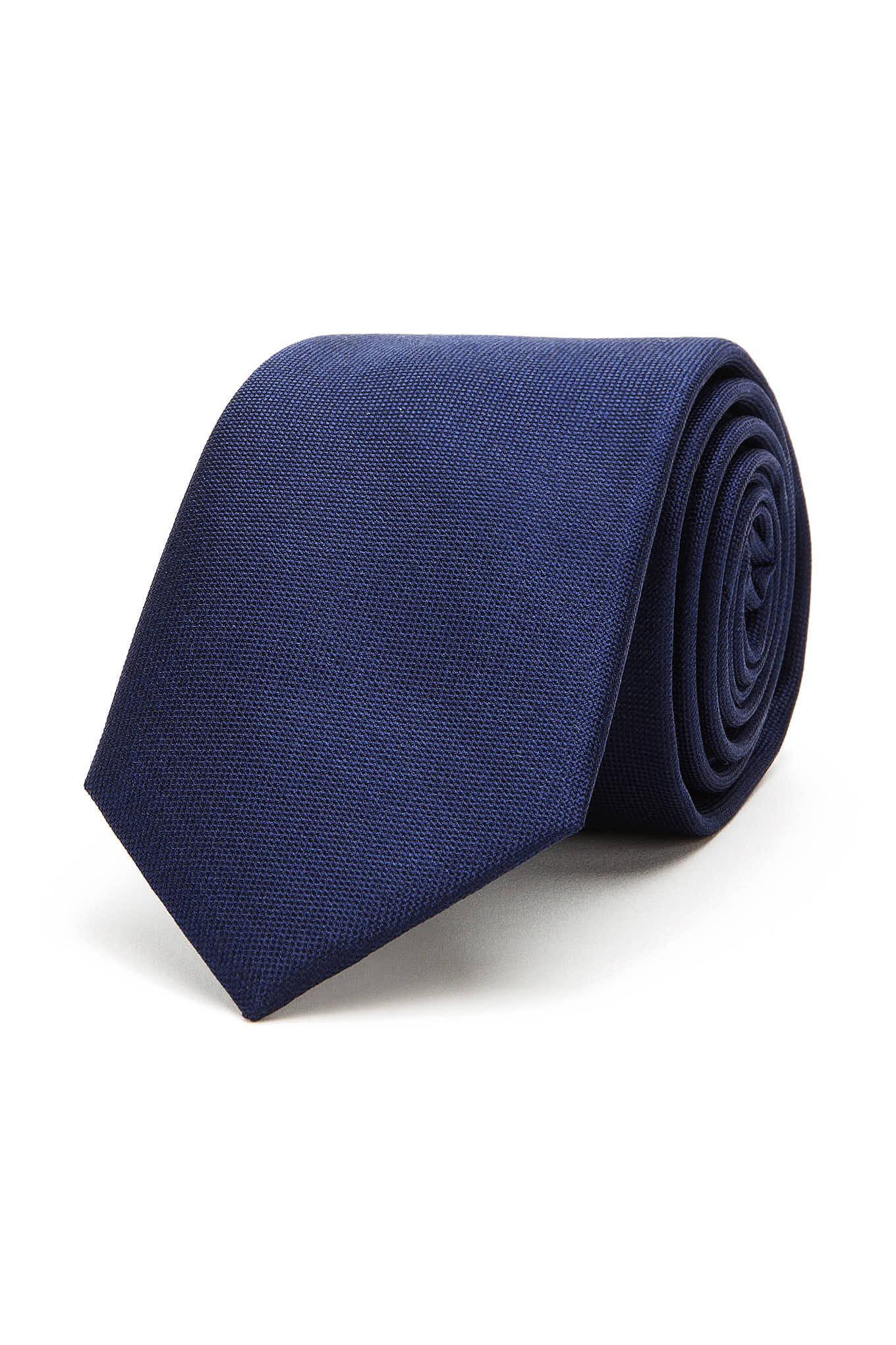 Tie Dark Blue Classic Boy
